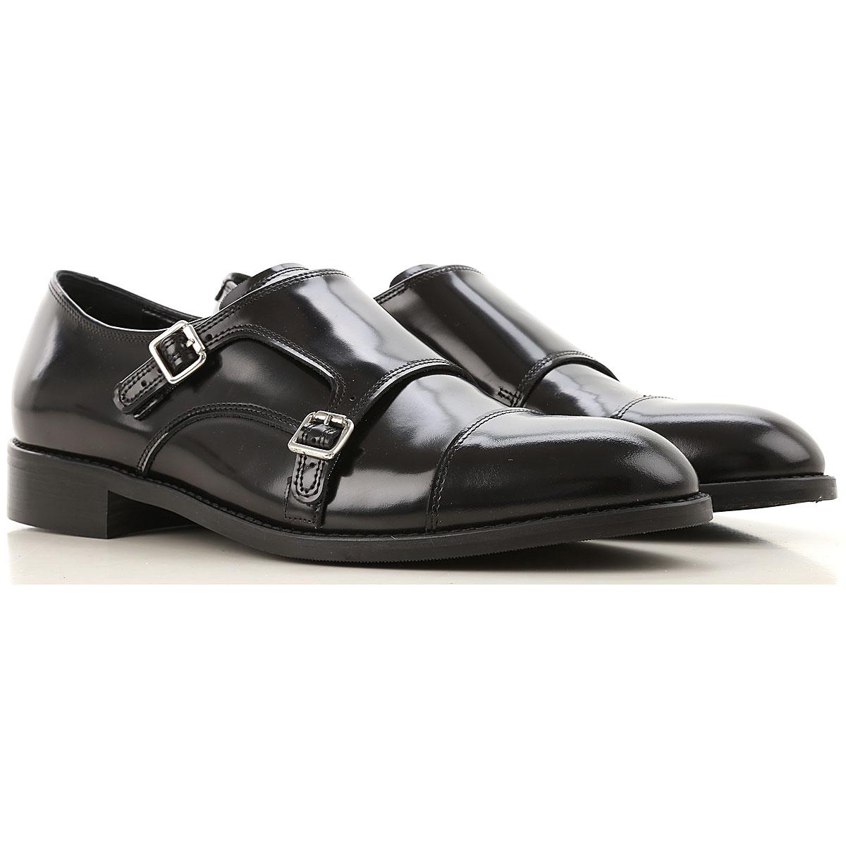 Guglielmo Rotta Womens Shoes On Sale, Black, Leather, 2019, 7 8 9