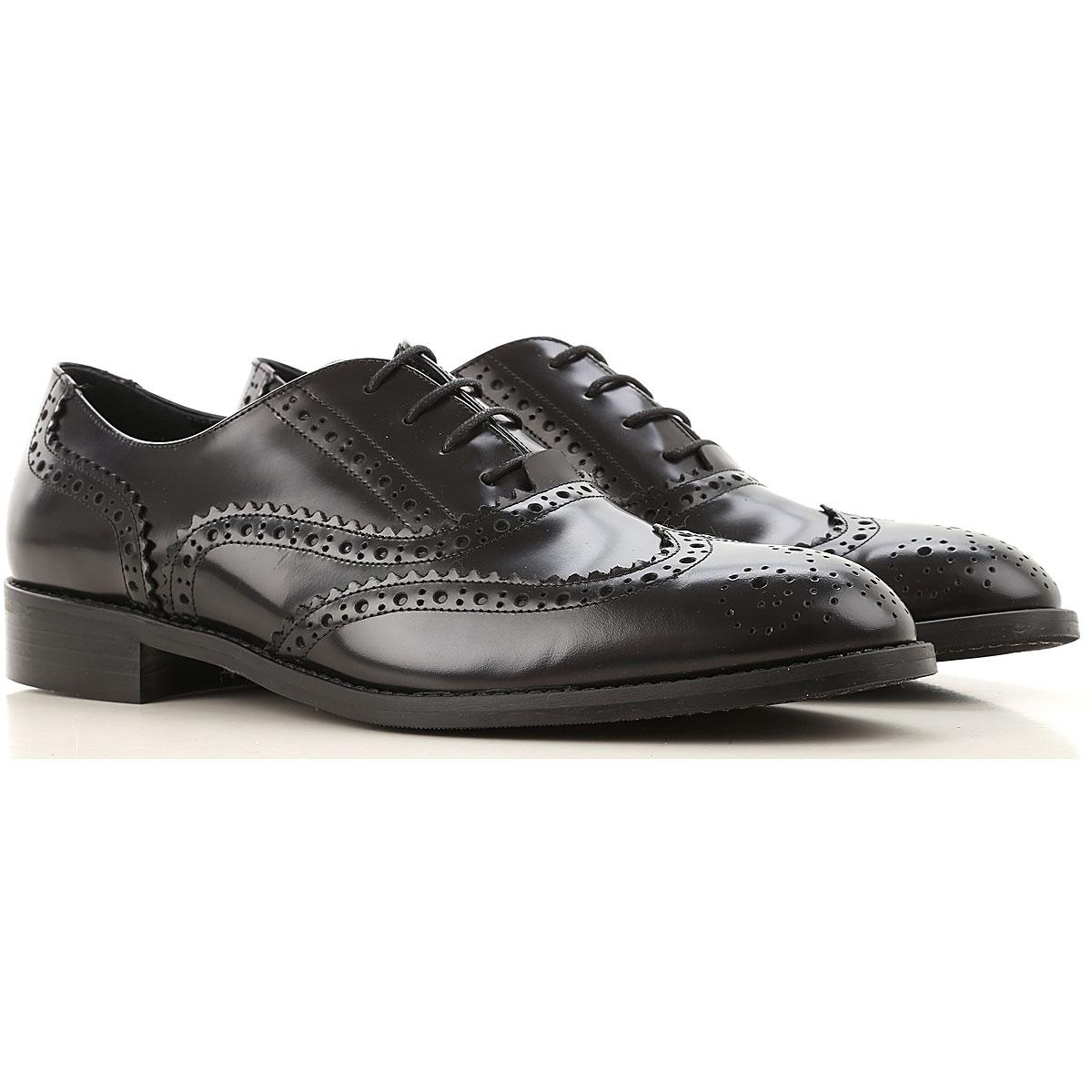 Guglielmo Rotta Womens Shoes On Sale, Black, Leather, 2019, 10 6 7 8 9