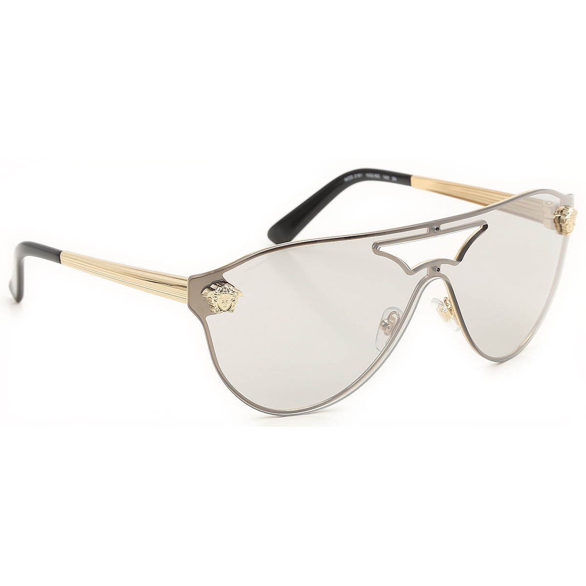 Gianni Versace Sunglasses On Sale, Gold, 2019