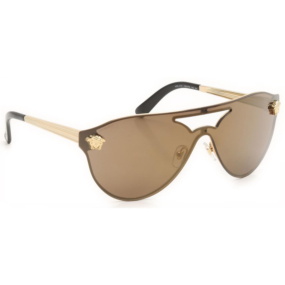 Gianni Versace Sunglasses On Sale, Garnet, 2019