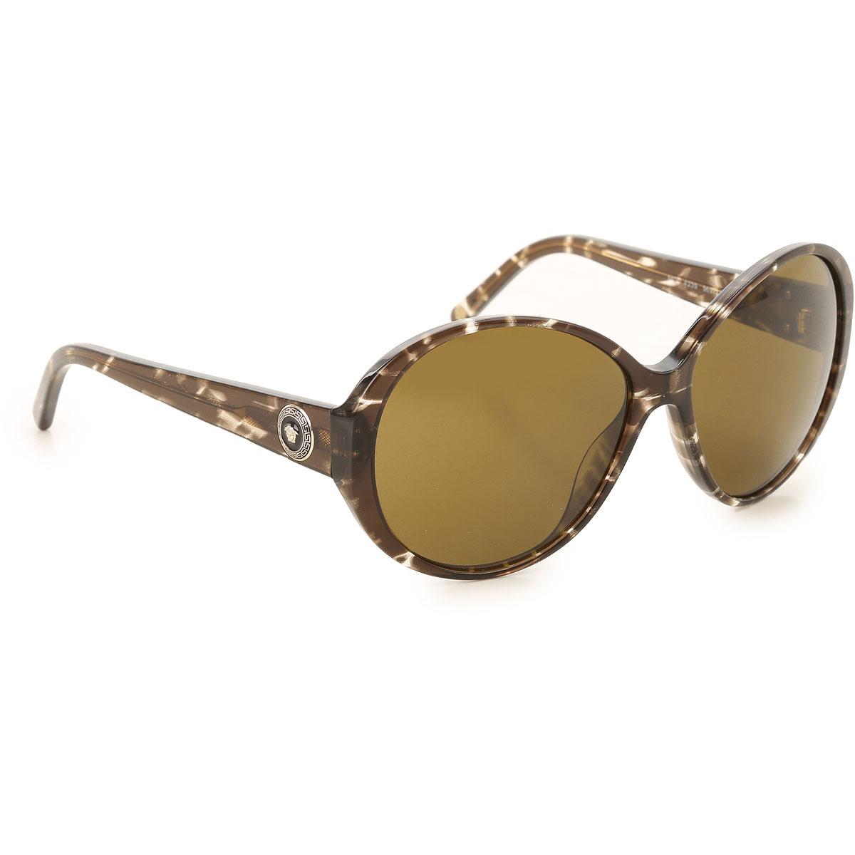 Gianni Versace Sunglasses On Sale, Grey, 2019