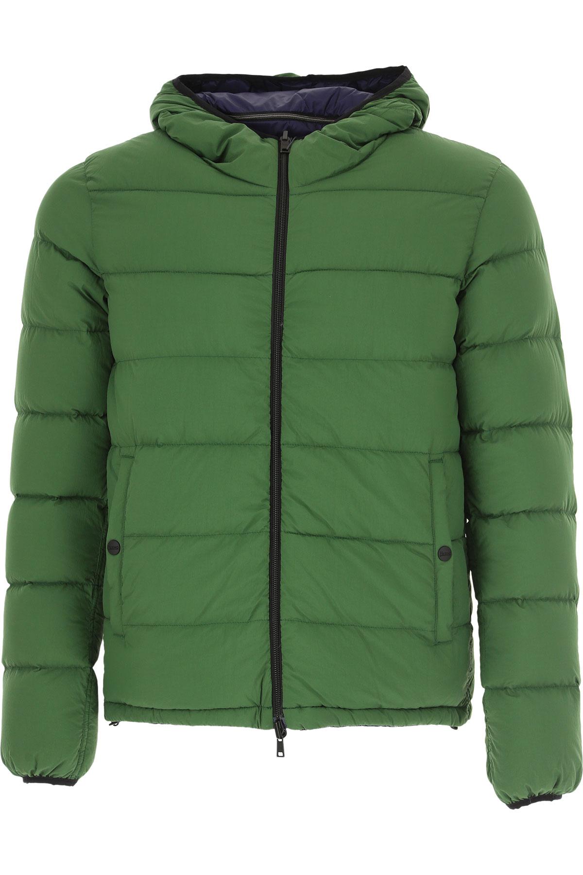 Herno Down Jacket for Men, Puffer Ski Jacket On Sale, Green, polyamide, 2019, L M S XL XXXL