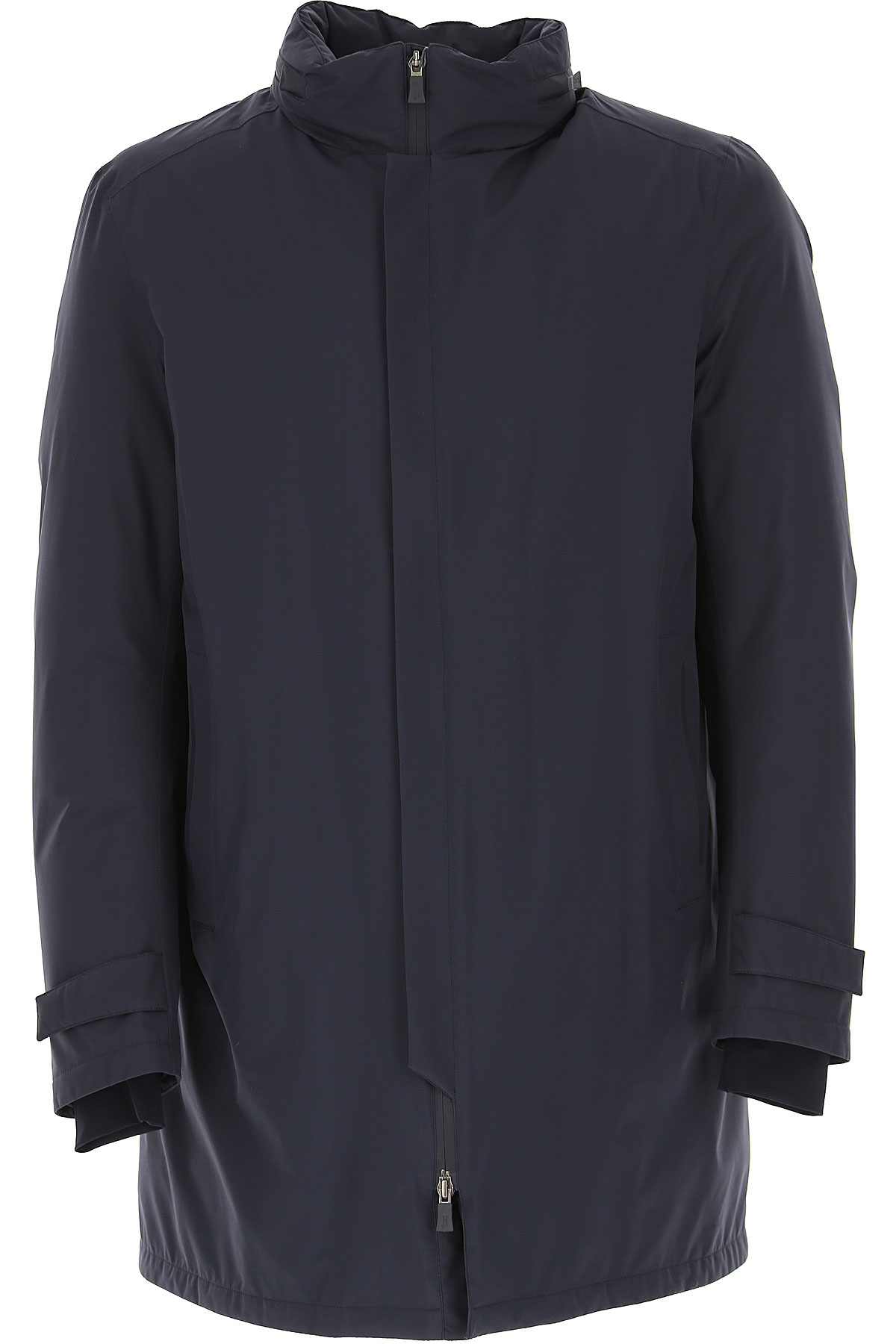 Herno Down Jacket for Men, Puffer Ski Jacket On Sale, Blue, polyester, 2019, L M XL