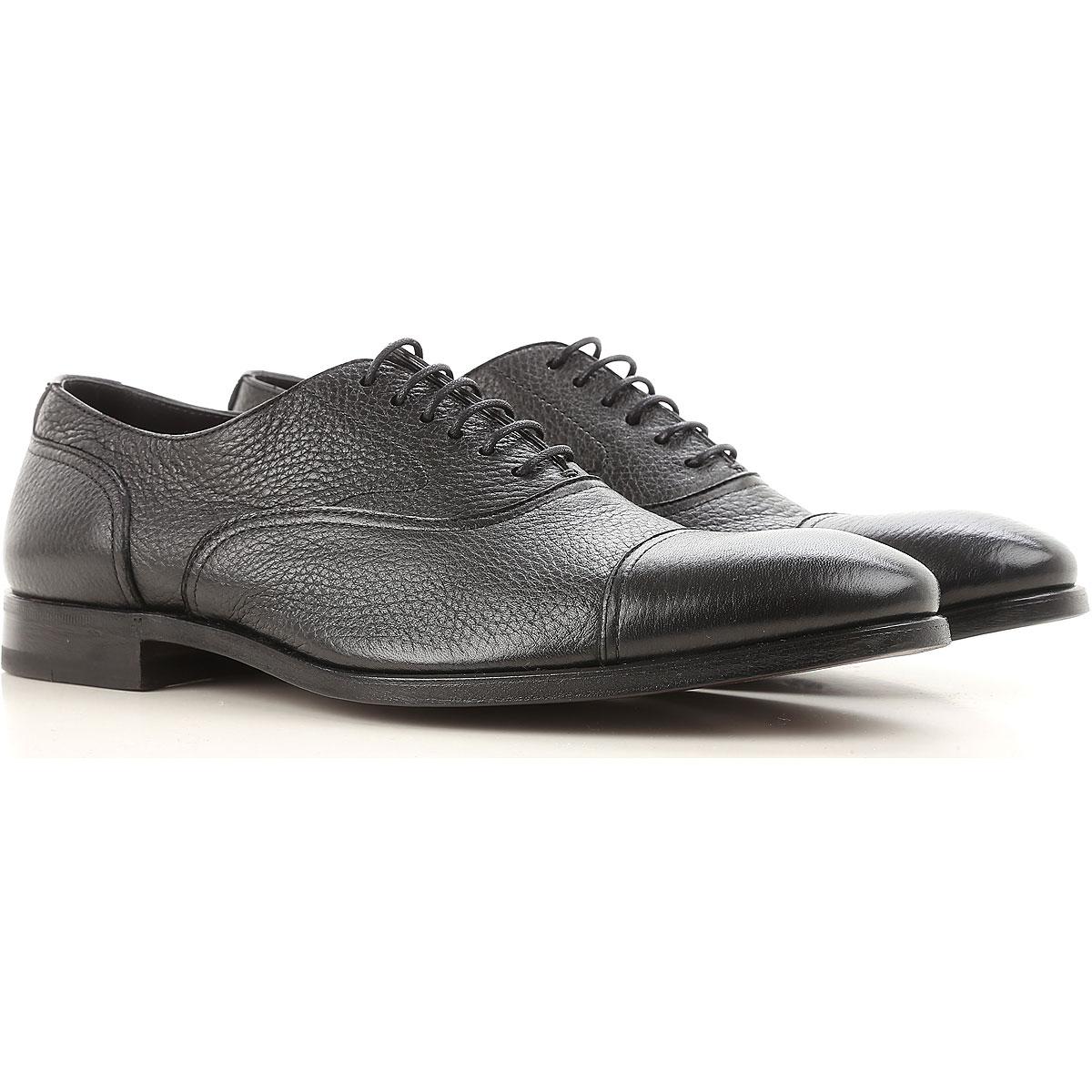 Image of Henderson Lace Up Shoes for Men Oxfords, Derbies and Brogues, Black, Leather, 2017, 10 10.5 11 11.5 6 7.5 8 8.5 9 9.5