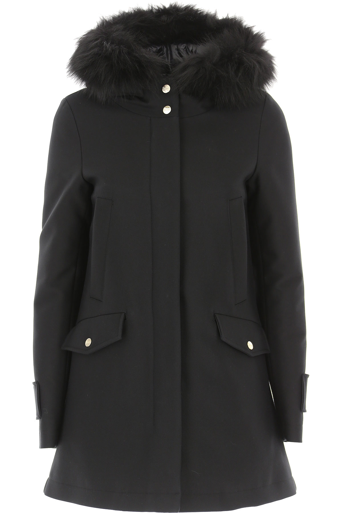 Herno Down Jacket for Women, Puffer Ski Jacket On Sale, Black, Down, 2019, 10 14 4 6 8