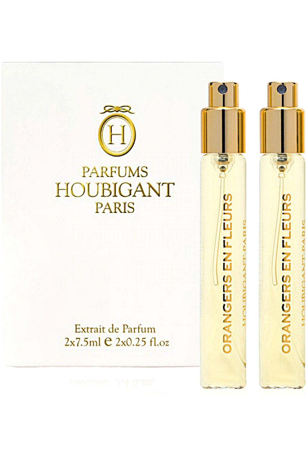 Houbigant Paris Fragrances for Women, Orangers En Fleurs - Travel Refill - 2 X 7.5 Ml, 2019, 2 x 7.5 ml