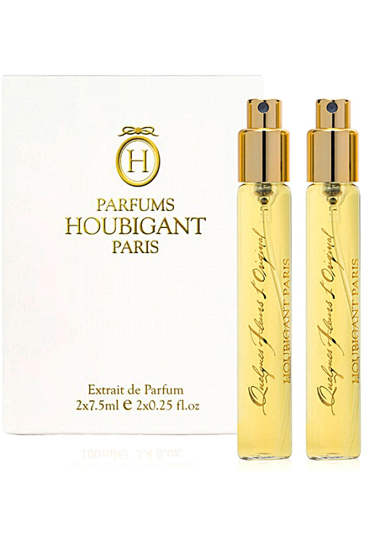 Houbigant Paris Fragrances for Women, Quelques Fleurs L Original - Travel Refill - 2 X 7.5 Ml, 2019, 2 x 7.5 ml
