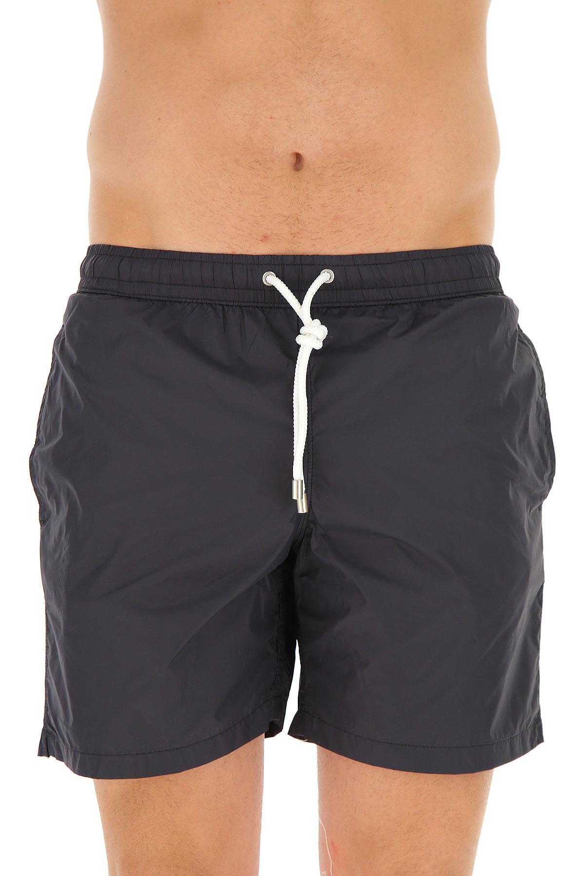 Image of Hartford Swim Shorts Trunks for Men On Sale, Black, polyamide, 2017, L XXL