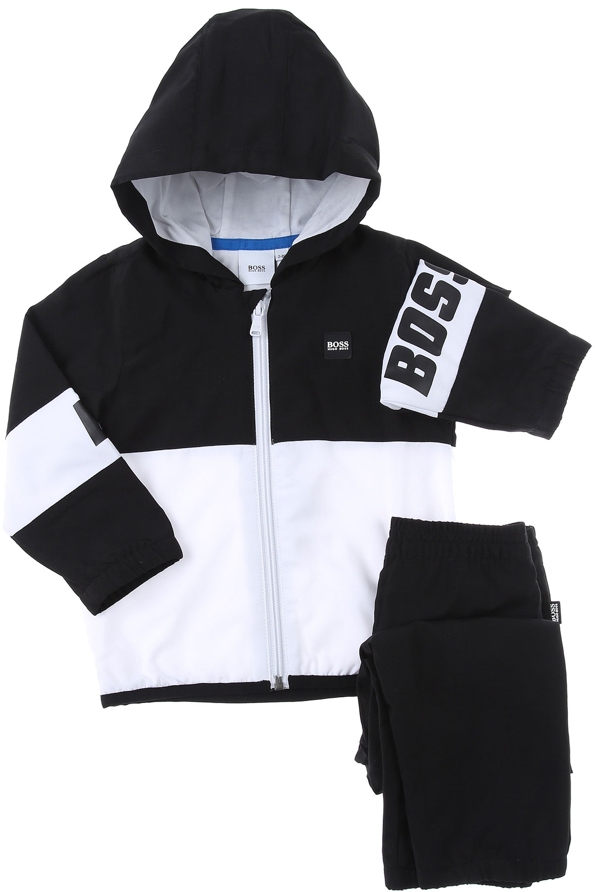 Hugo Boss Baby Sets for Boys On Sale, Black, polyester, 2019, 12 M 18M 2Y 3Y