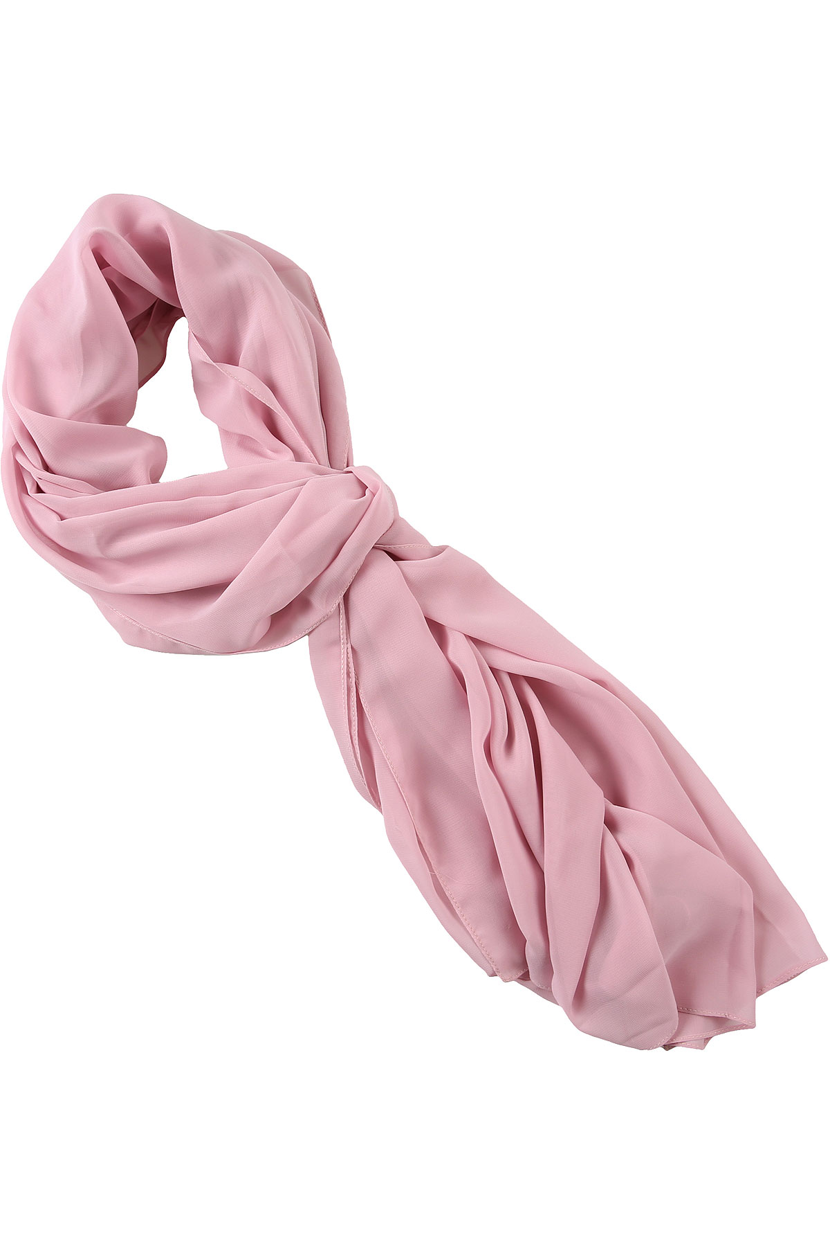 Hanita Scarf for Women On Sale, Pink Lilla, polyester, 2019
