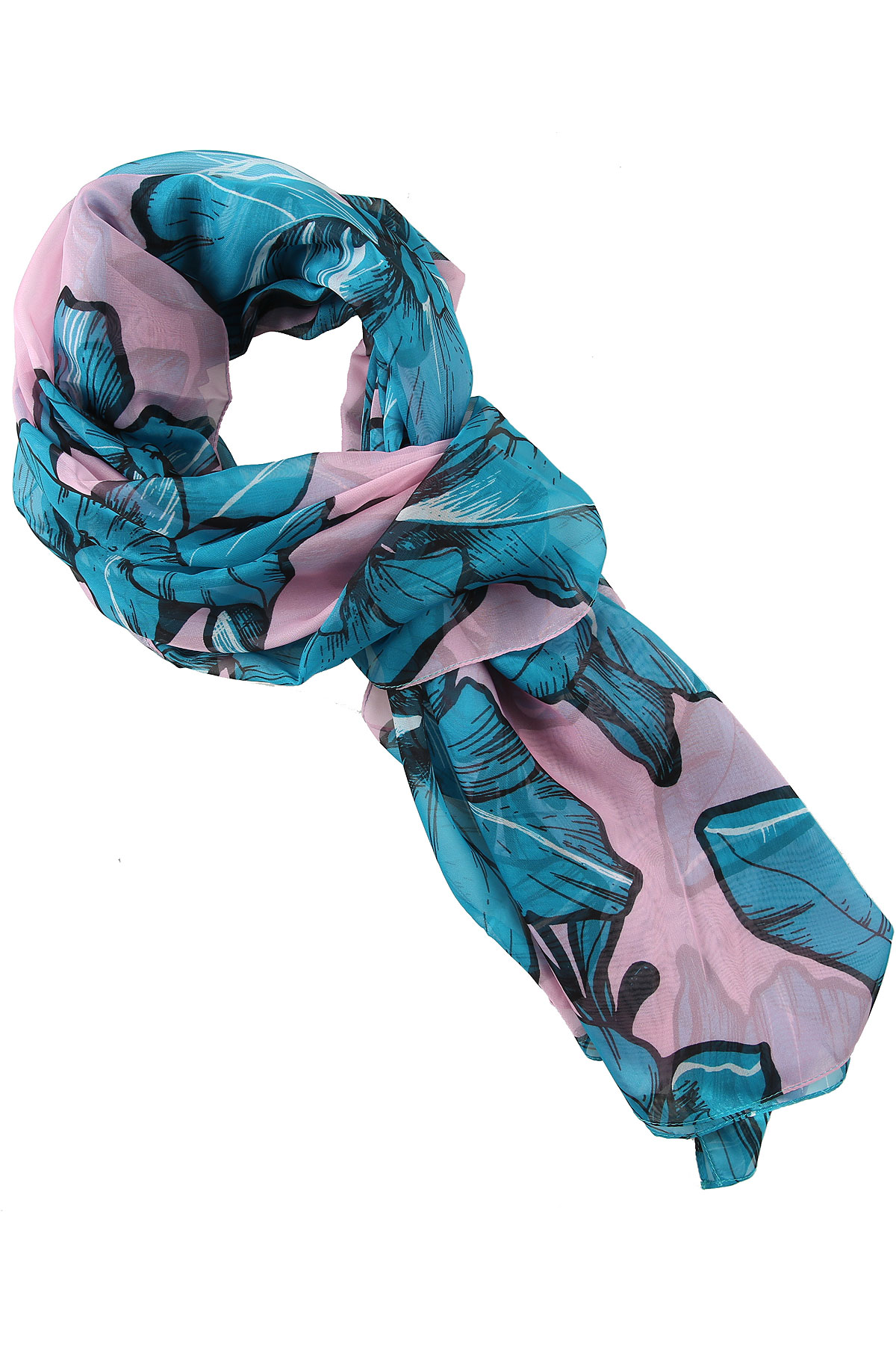 Hanita Scarf for Women On Sale, Pink, polyester, 2019