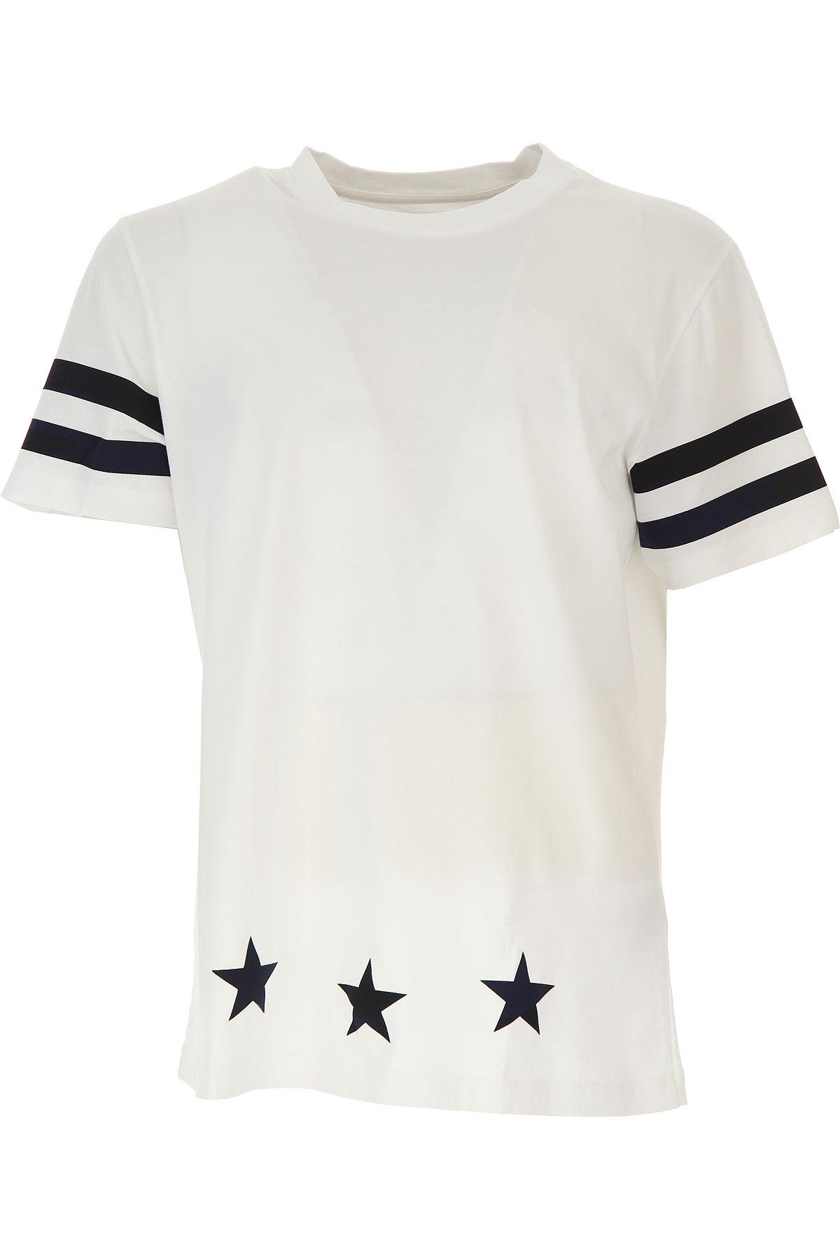 Image of Hydrogen T-Shirt for Men On Sale, White, Cotton, 2017, L M