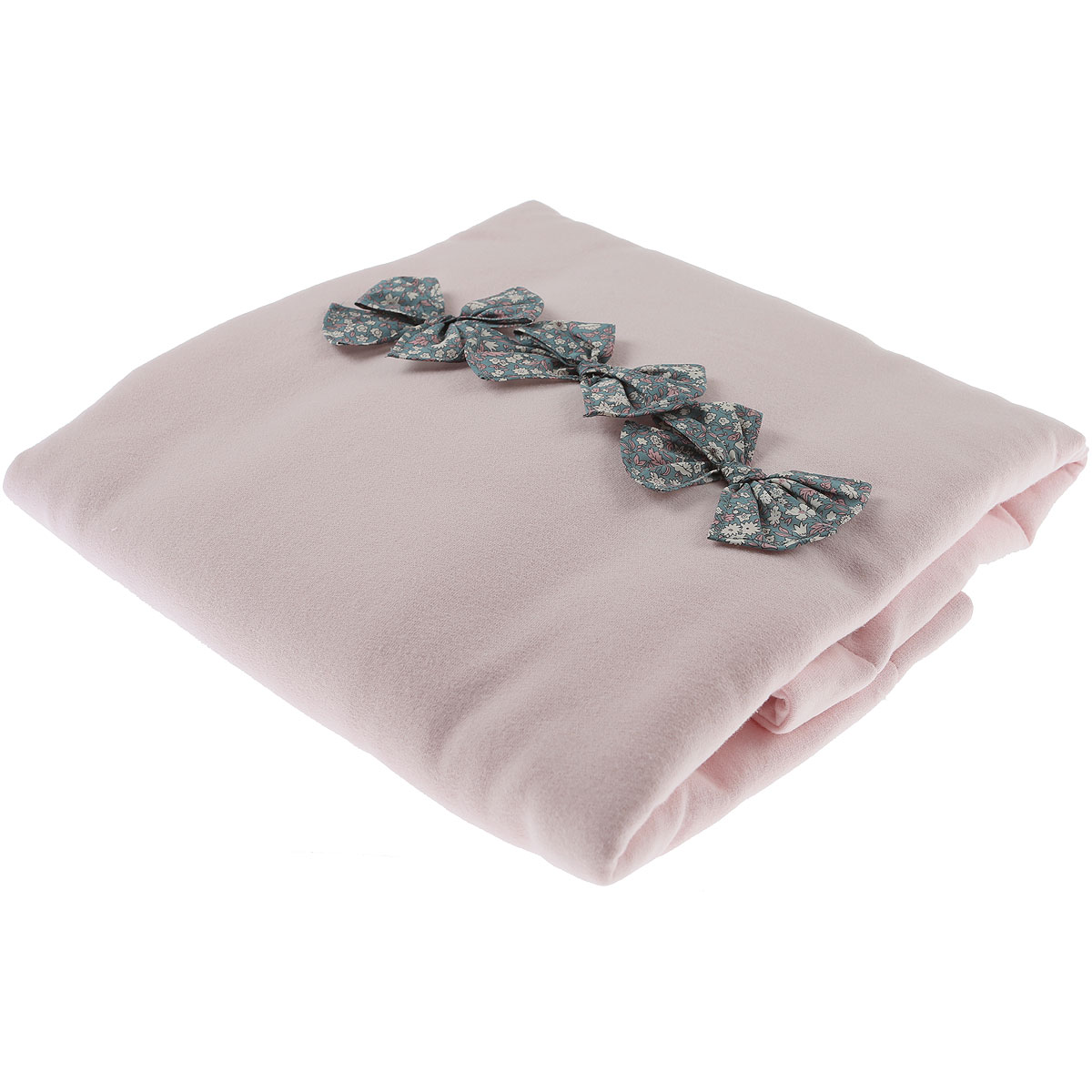 Image of Il Gufo Baby Suits, Baby Pink, Cotton, 2017