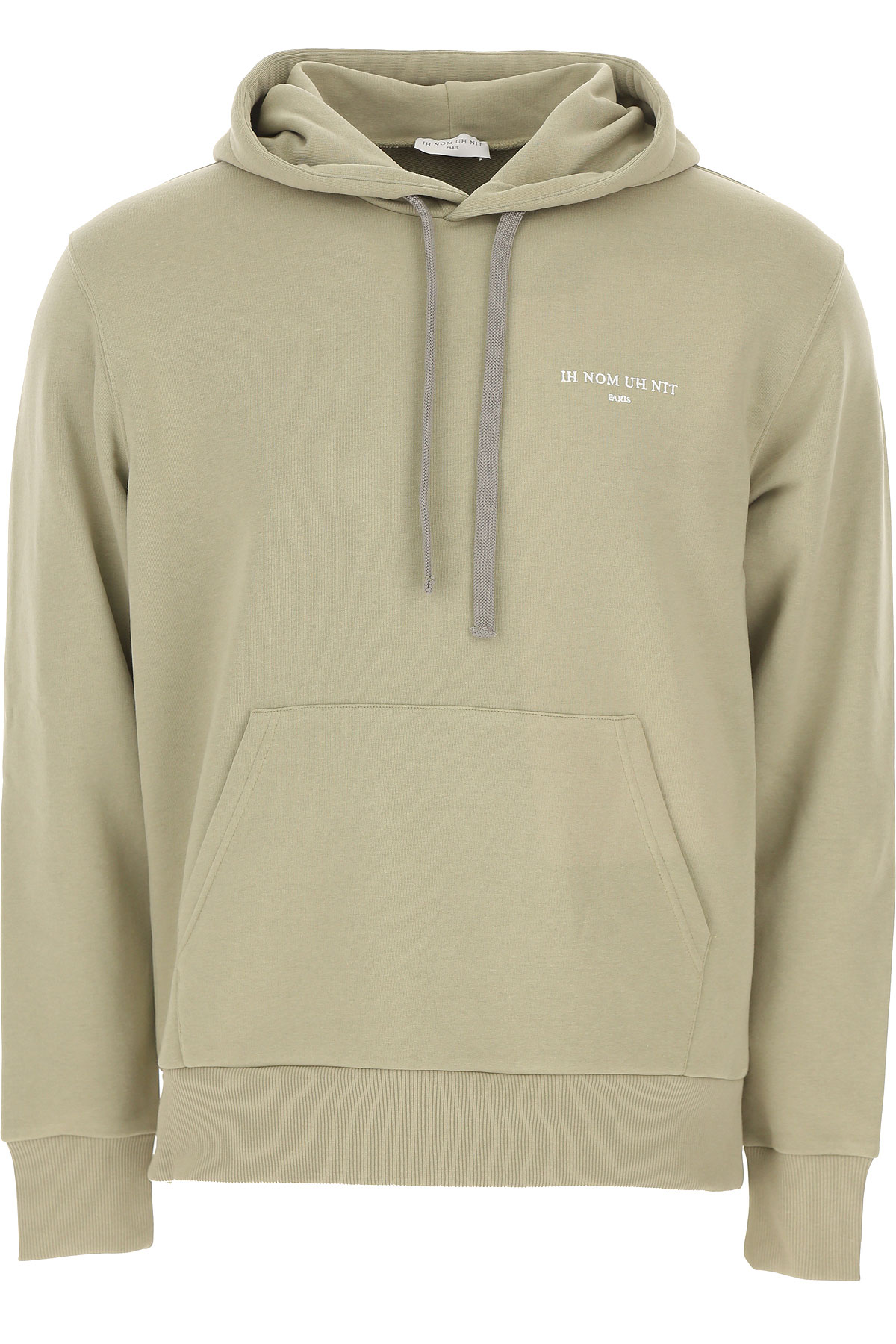 Ih Nom Uh Nit Sweatshirt for Men On Sale, Loden Green, polyester, 2019, L M S XL