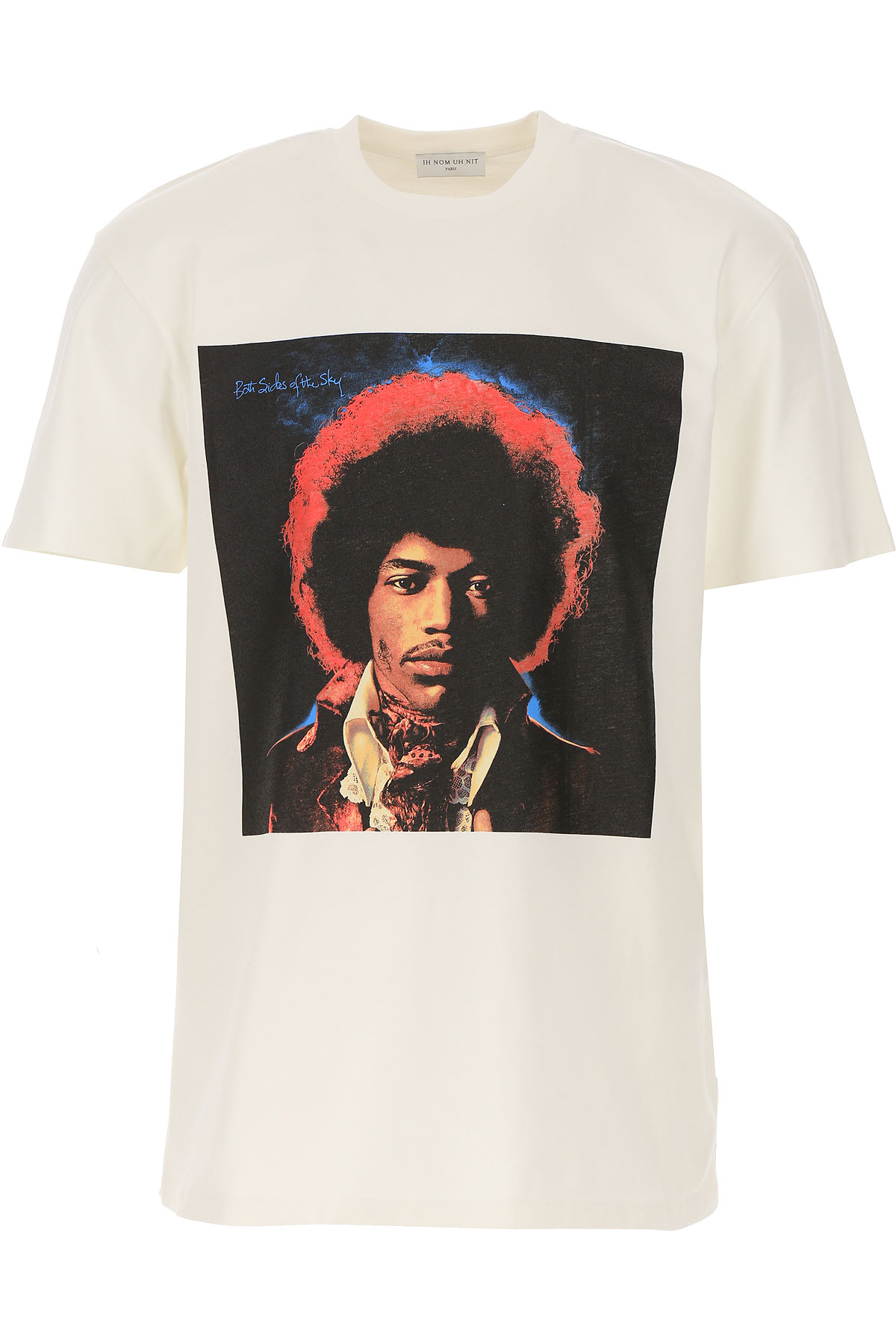 Ih Nom Uh Nit T-Shirt for Men On Sale, White, Cotton, 2019, L M S XL