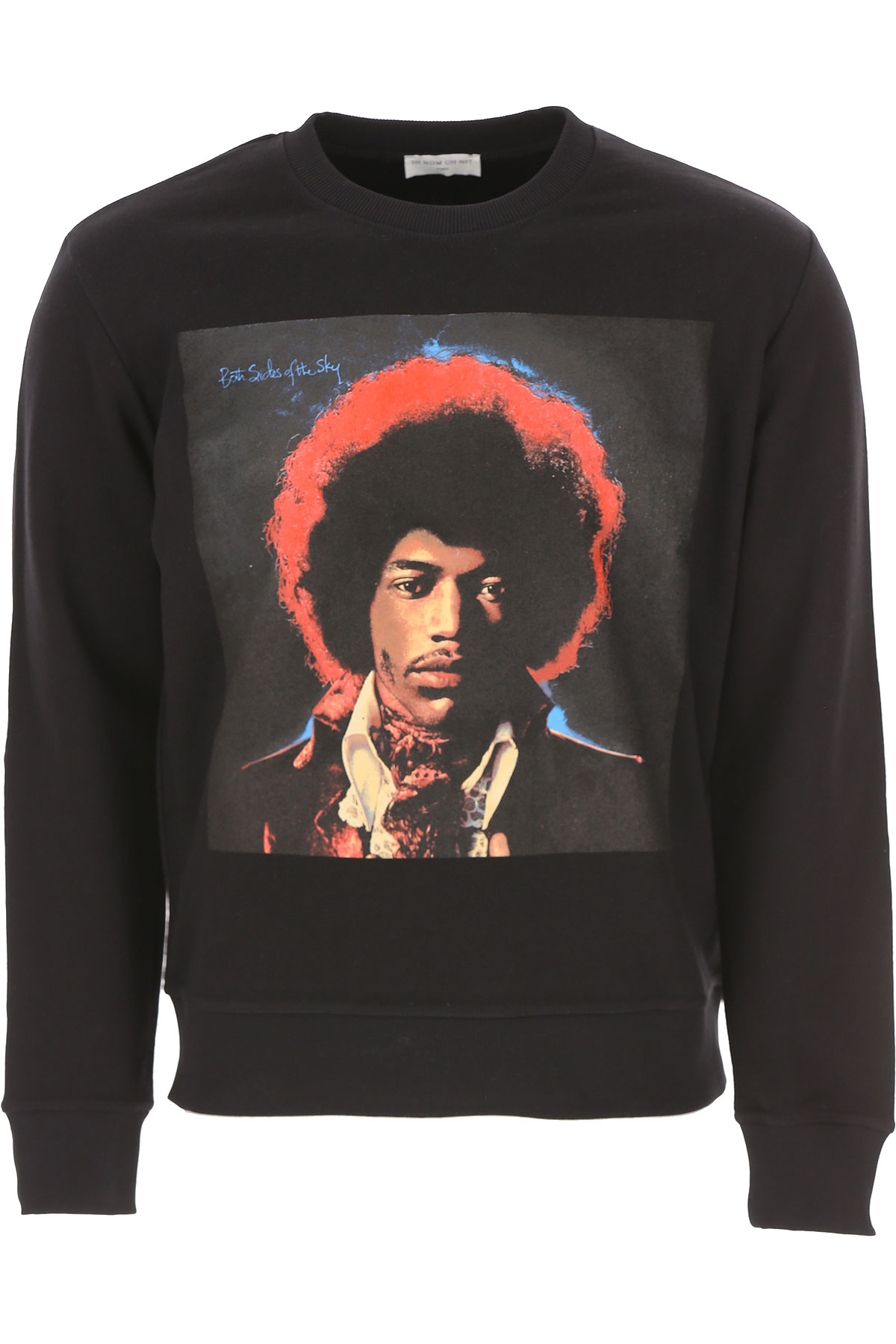 Ih Nom Uh Nit Sweatshirt for Men On Sale, Black, Cotton, 2019, L M S