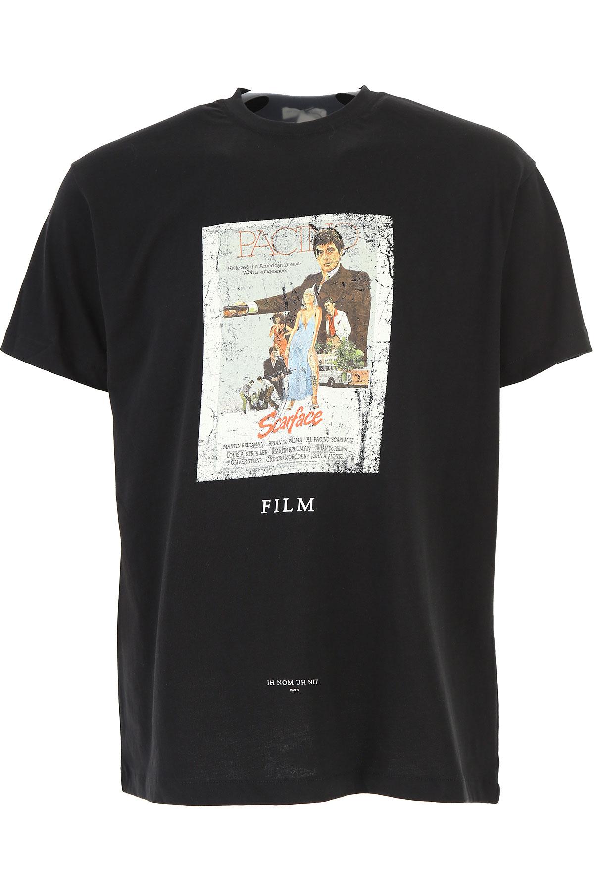 Ih Nom Uh Nit T-shirt Homme, Noir, Coton, 2017, L M S XL XS