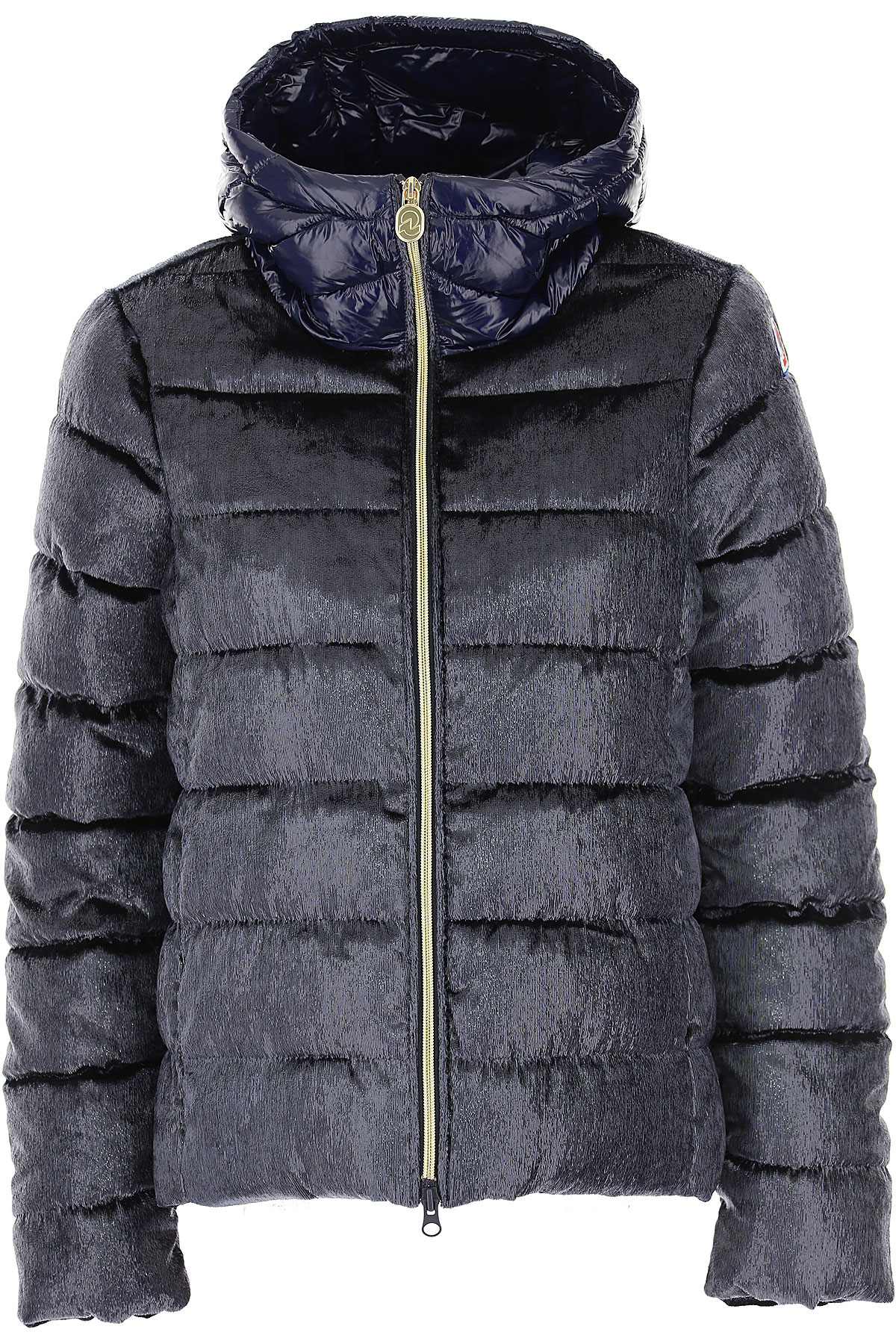 Invicta Jacket for Women On Sale, Dark Electric Blue, polyamide, 2019, 10 2 4 6 8