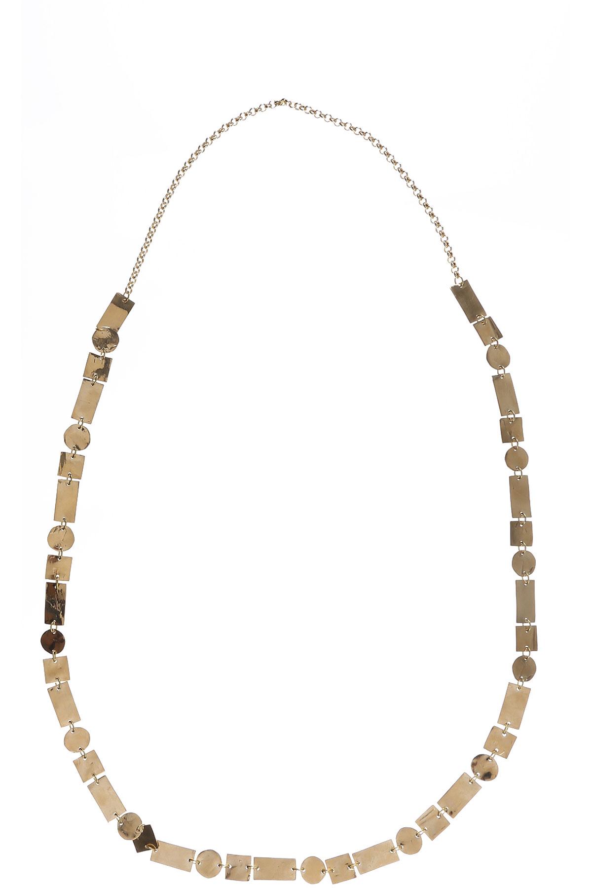 Iron By Miriam Nori Necklaces On Sale, Gold, Bronze, 2019