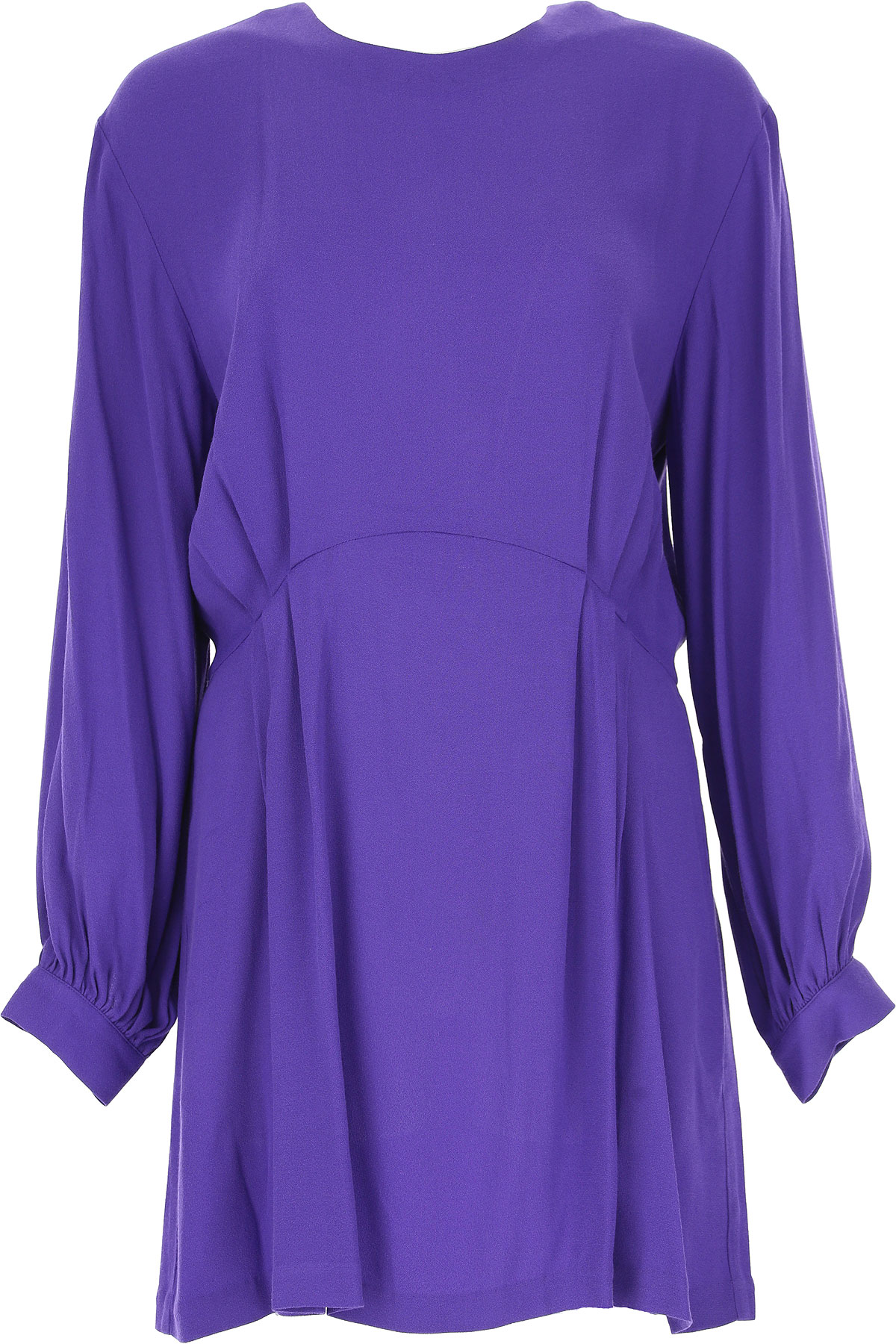 Image of IRO Dress for Women, Evening Cocktail Party, Violet, Viscose, 2017, 2 4 6 8