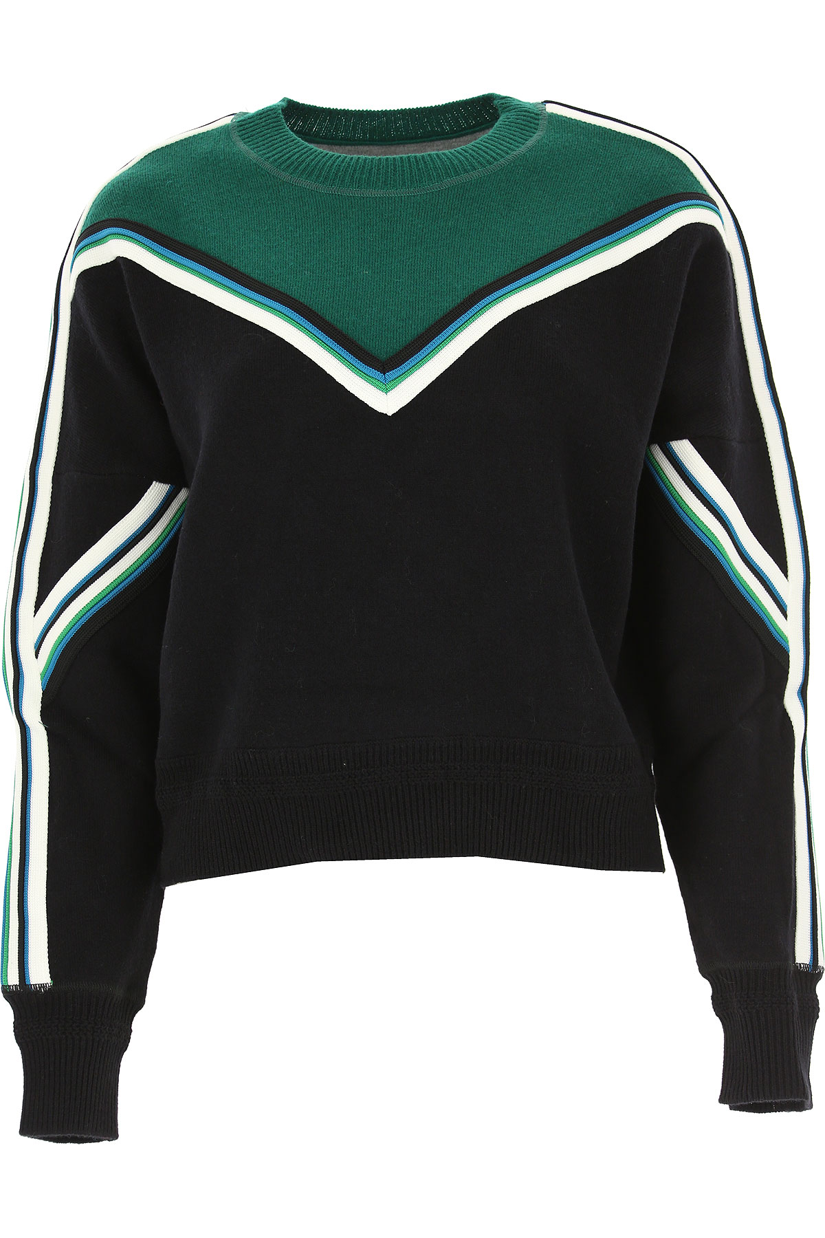Isabel Marant Sweater for Women Jumper, Black, polyamide, 2017, 2 4 6 USA-478233
