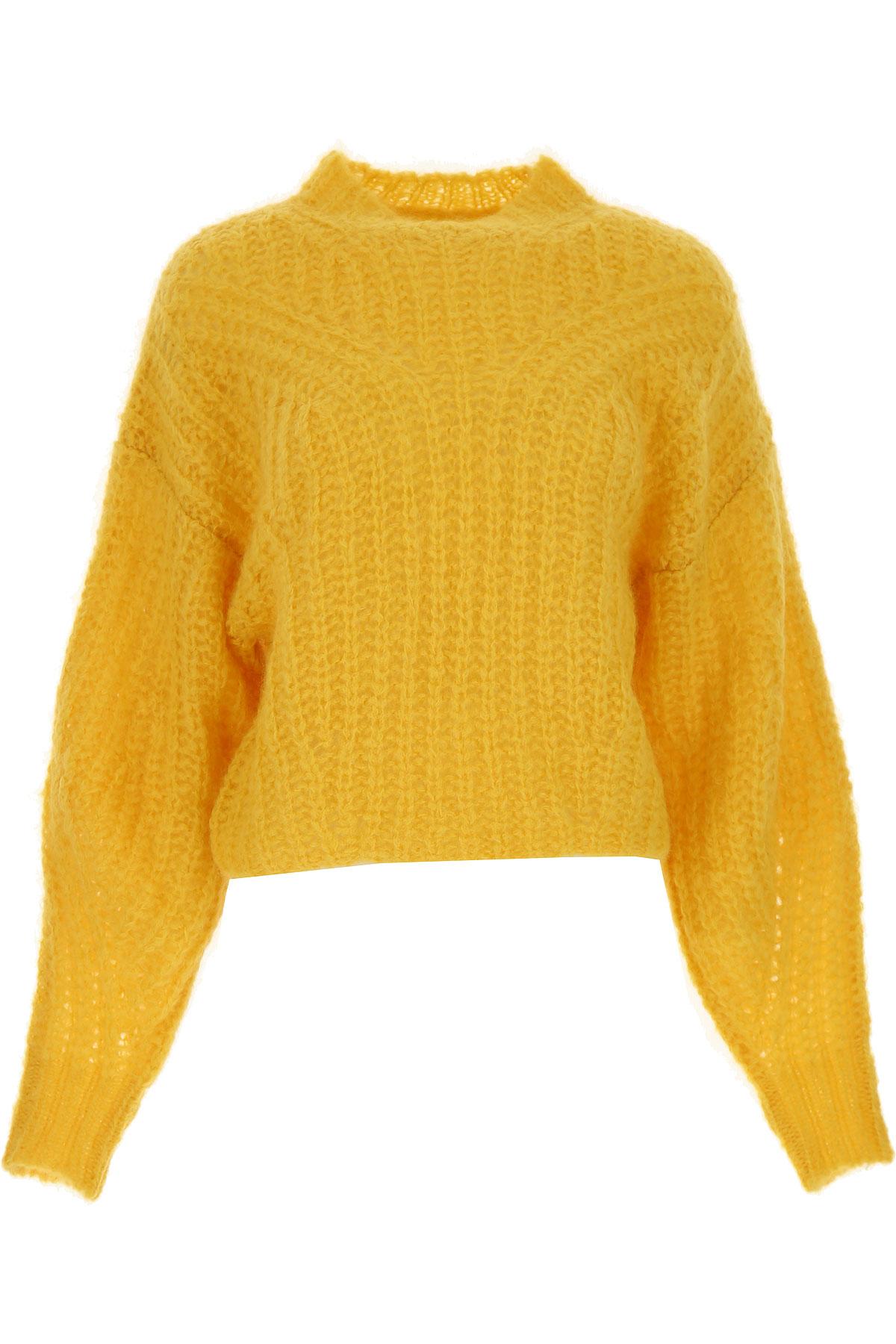 Isabel Marant Sweater for Women Jumper On Sale, Sun, Super Kid mohair, 2019, 4 6