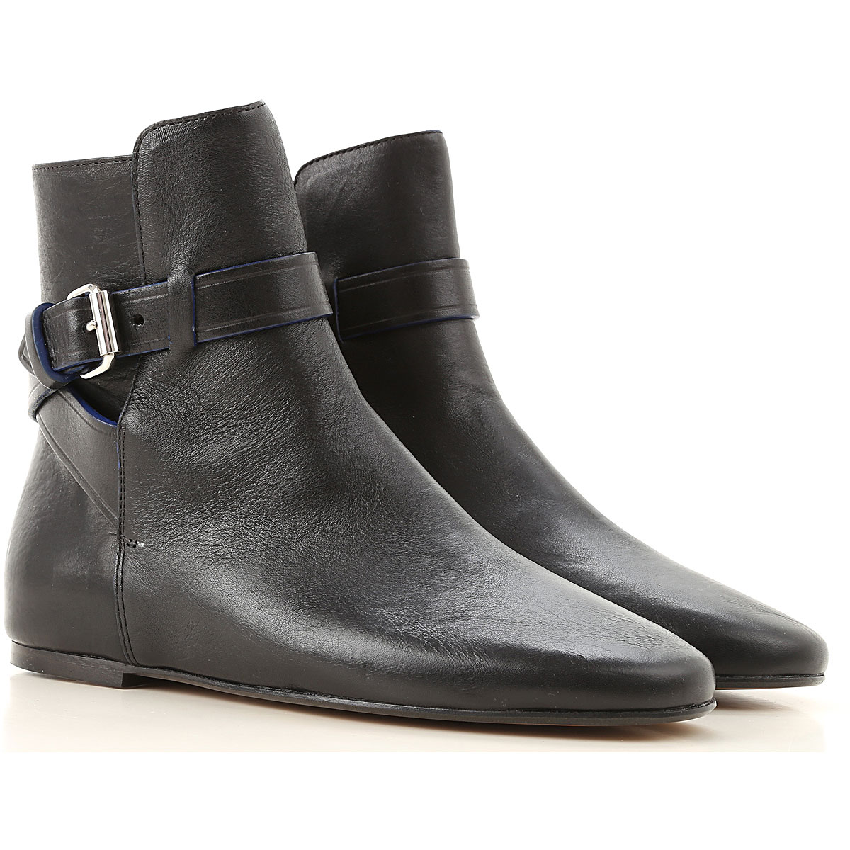 Isabel Marant Boots for Women, Booties On Sale in Outlet, Black, Leather, 2019, 7 8 9