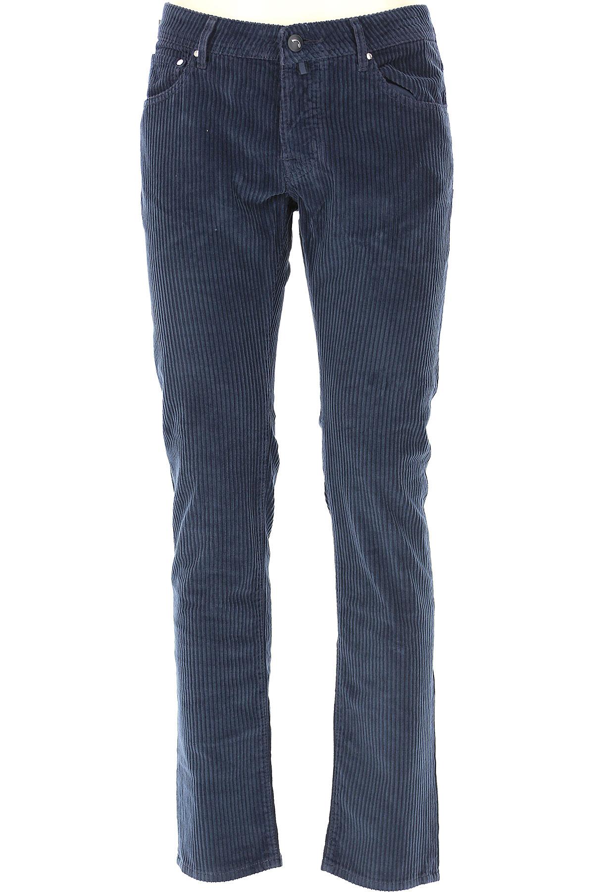Jacob Cohen Jeans On Sale, Blue Navy, Cotton, 2019, 31 32 33 36 38