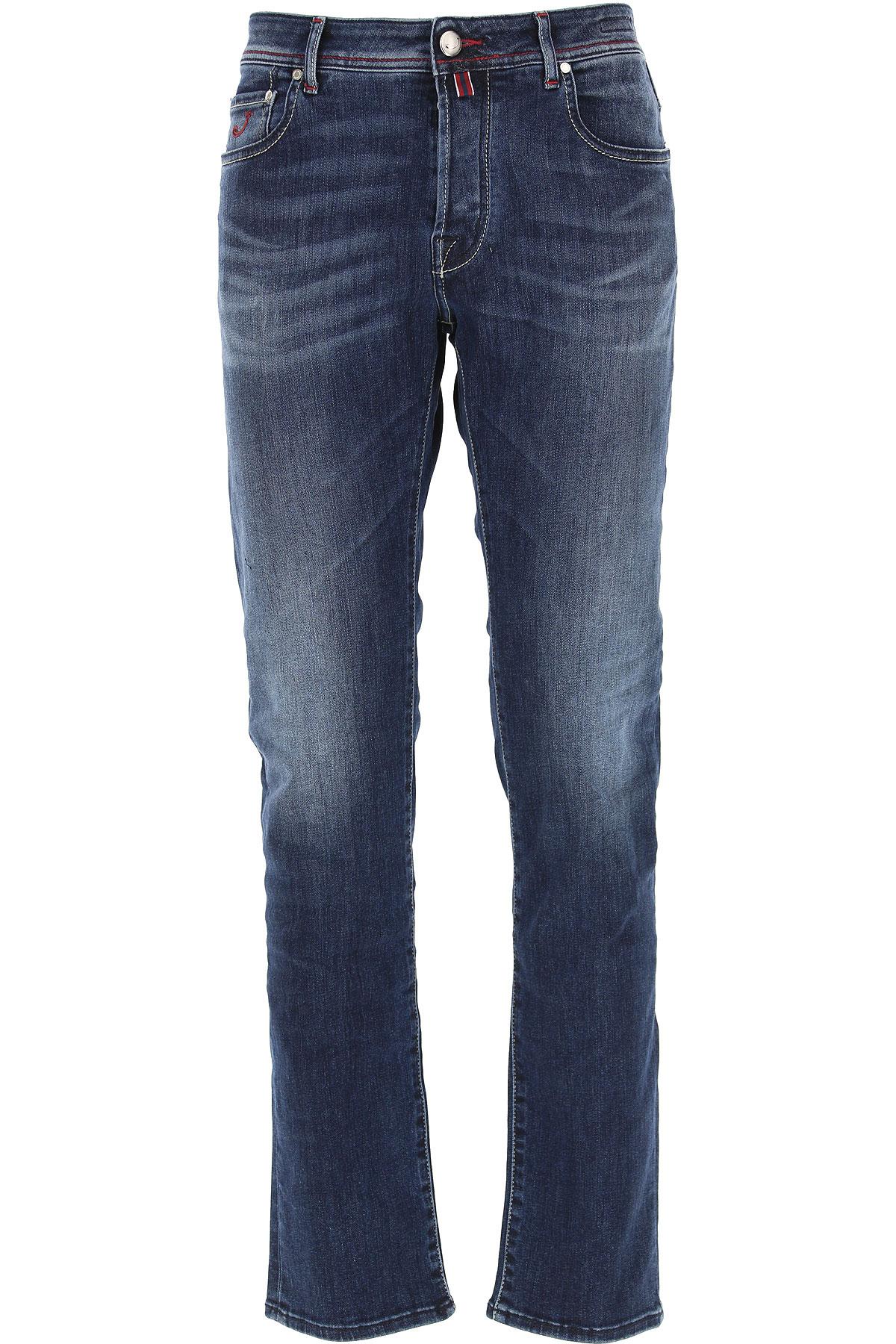 Jacob Cohen Jeans On Sale, Blue Denim, Cotton, 2019, 31 32 33 34 36