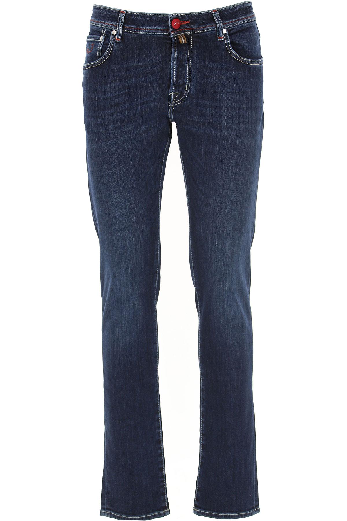 Jacob Cohen Jeans On Sale, Blue, Cotton, 2019, 31 32 33 35 36 38 40