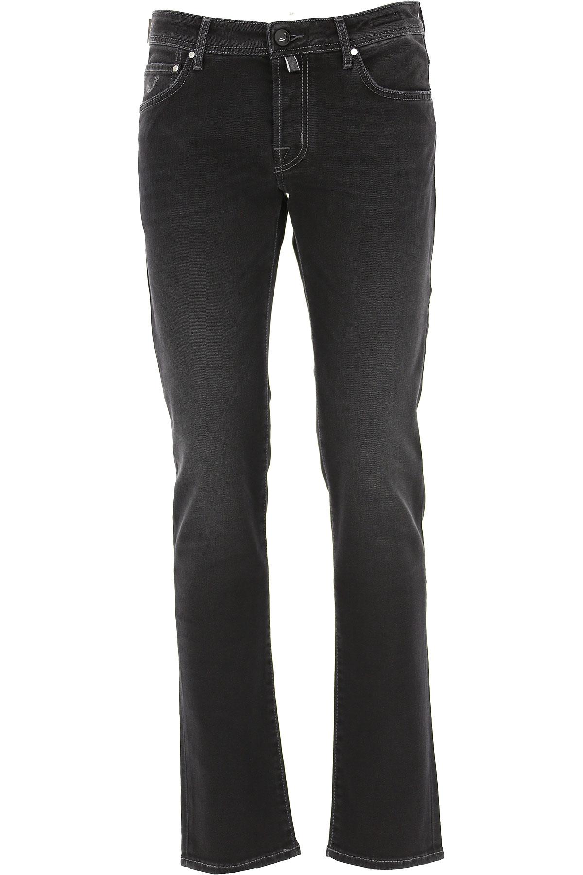 Jacob Cohen Jeans On Sale, Black, Cotton, 2019, 31 32 33 34 35