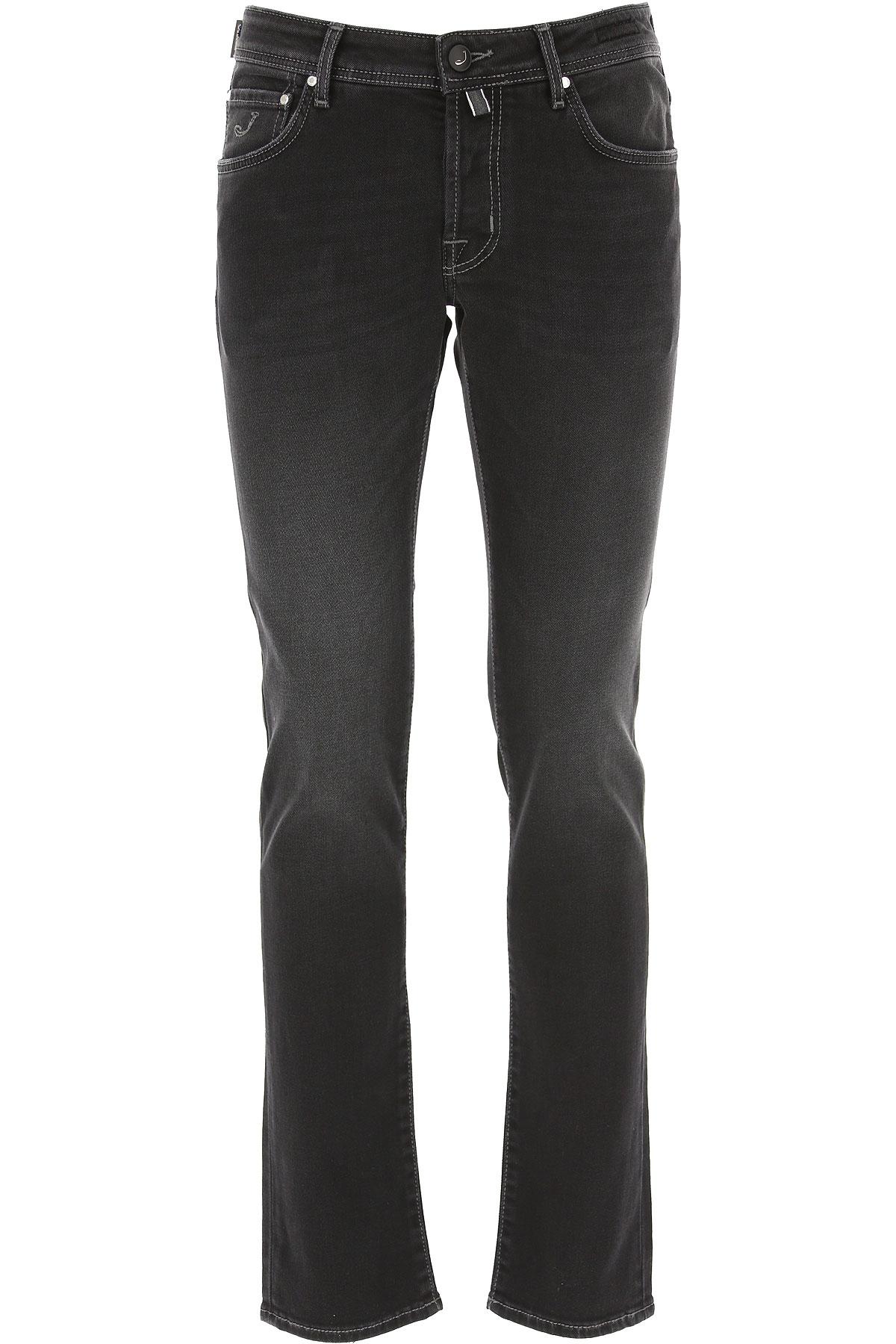 Jacob Cohen Jeans On Sale, Black, Cotton, 2019, 31 32 33 34 36 38