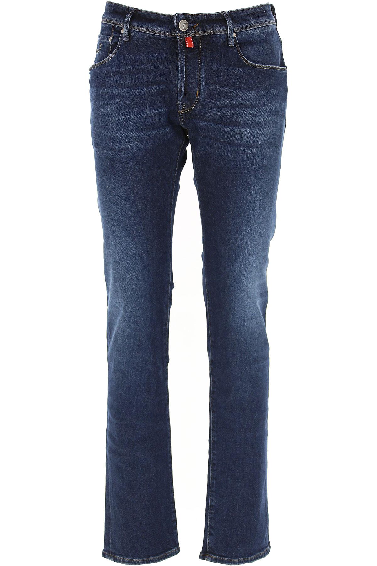 Jacob Cohen Jeans On Sale, Blue Denim, Cotton, 2019, 31 32 33 34 36 38
