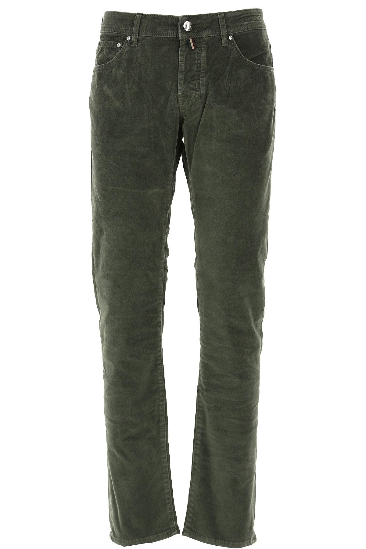 Jacob Cohen Jeans On Sale, Dark Green, Cotton, 2019, 31 33 34 36