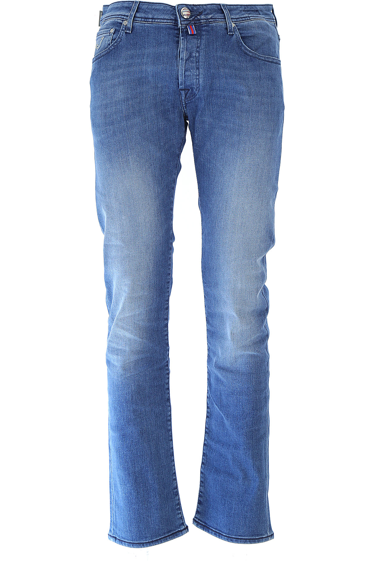 Jacob Cohen Jeans, Denim, Cotton, 2017, 31 32 33 34 36