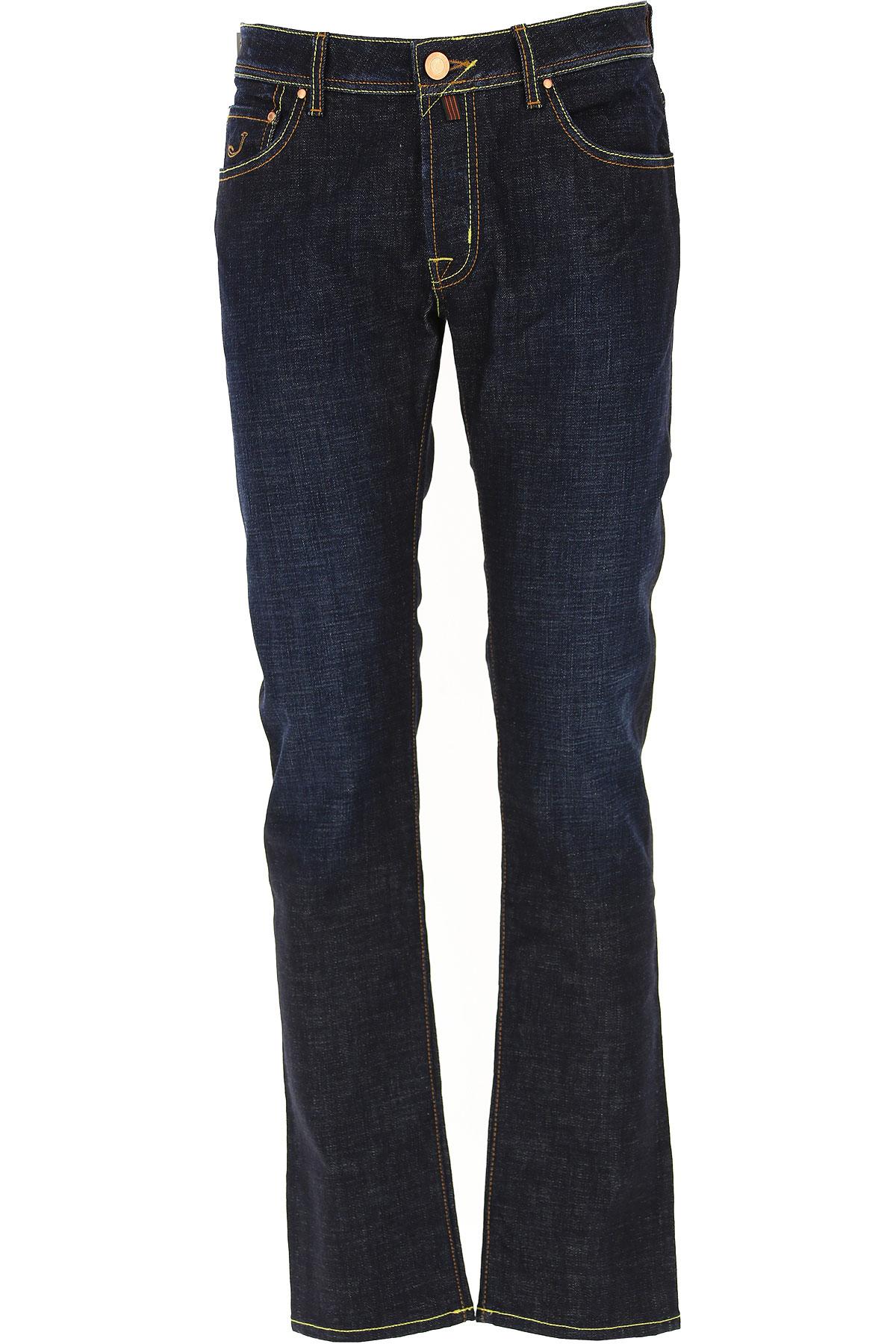 Jacob Cohen Jeans On Sale, Blue Denim, Cotton, 2019, 32 33 34 36 38