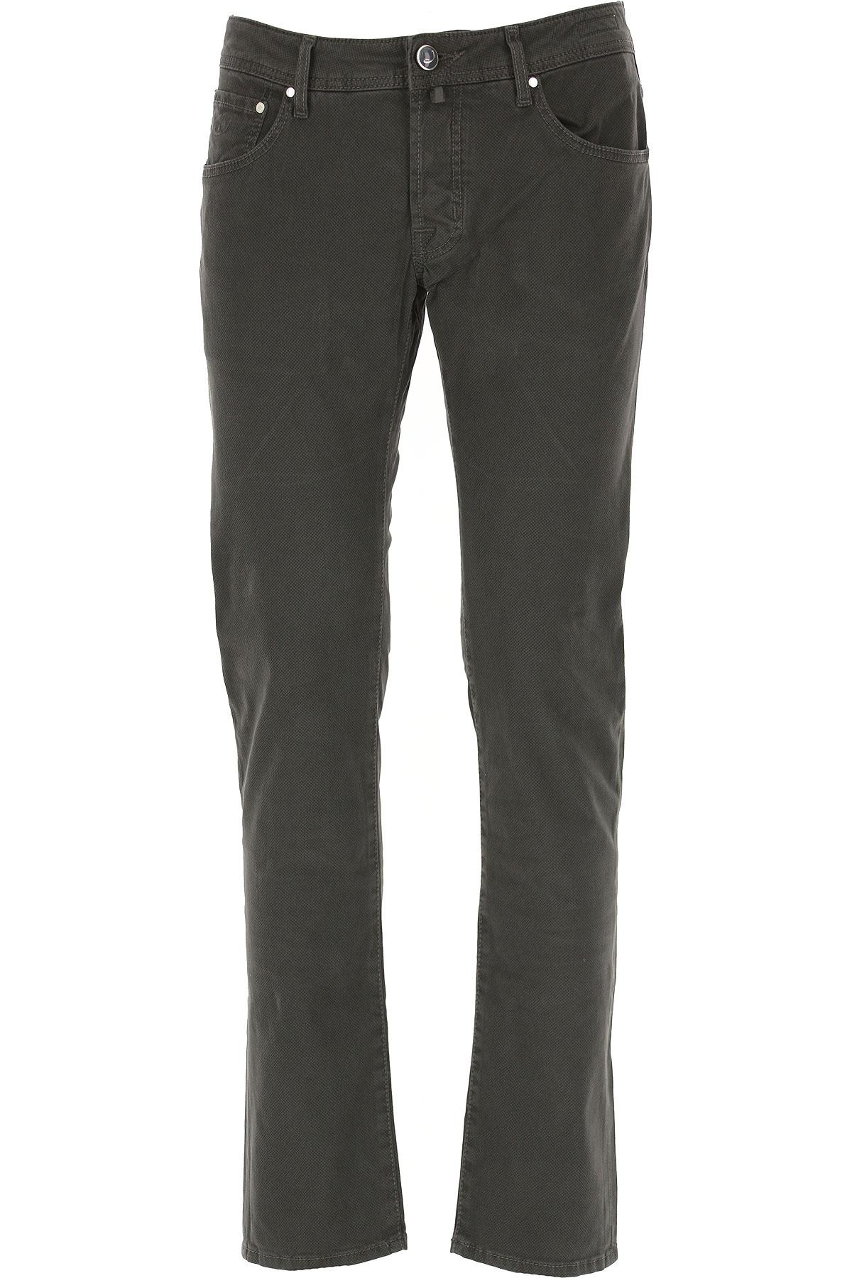 Jacob Cohen Jeans On Sale, Asphalt Grey, Cotton, 2019, 31 32 34 35