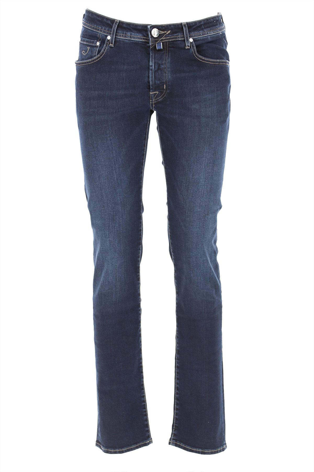 Jacob Cohen Jeans On Sale, Dark Blue, Cotton, 2019, 31 33 34 35 36 38