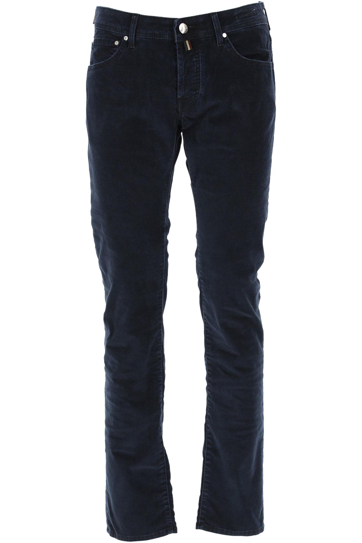 Jacob Cohen Jeans On Sale, blackboard, Cotton, 2019, 33 35 36 38