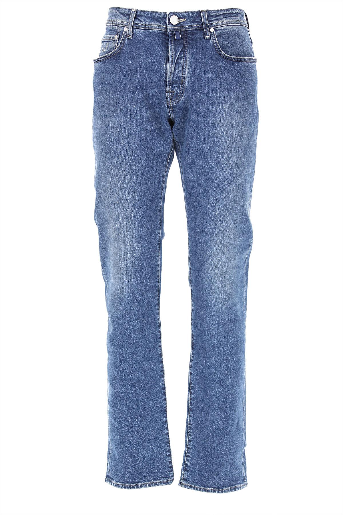 Jacob Cohen Jeans On Sale, Blue Denim, Cotton, 2019, 31 32 33 34 35 36 38