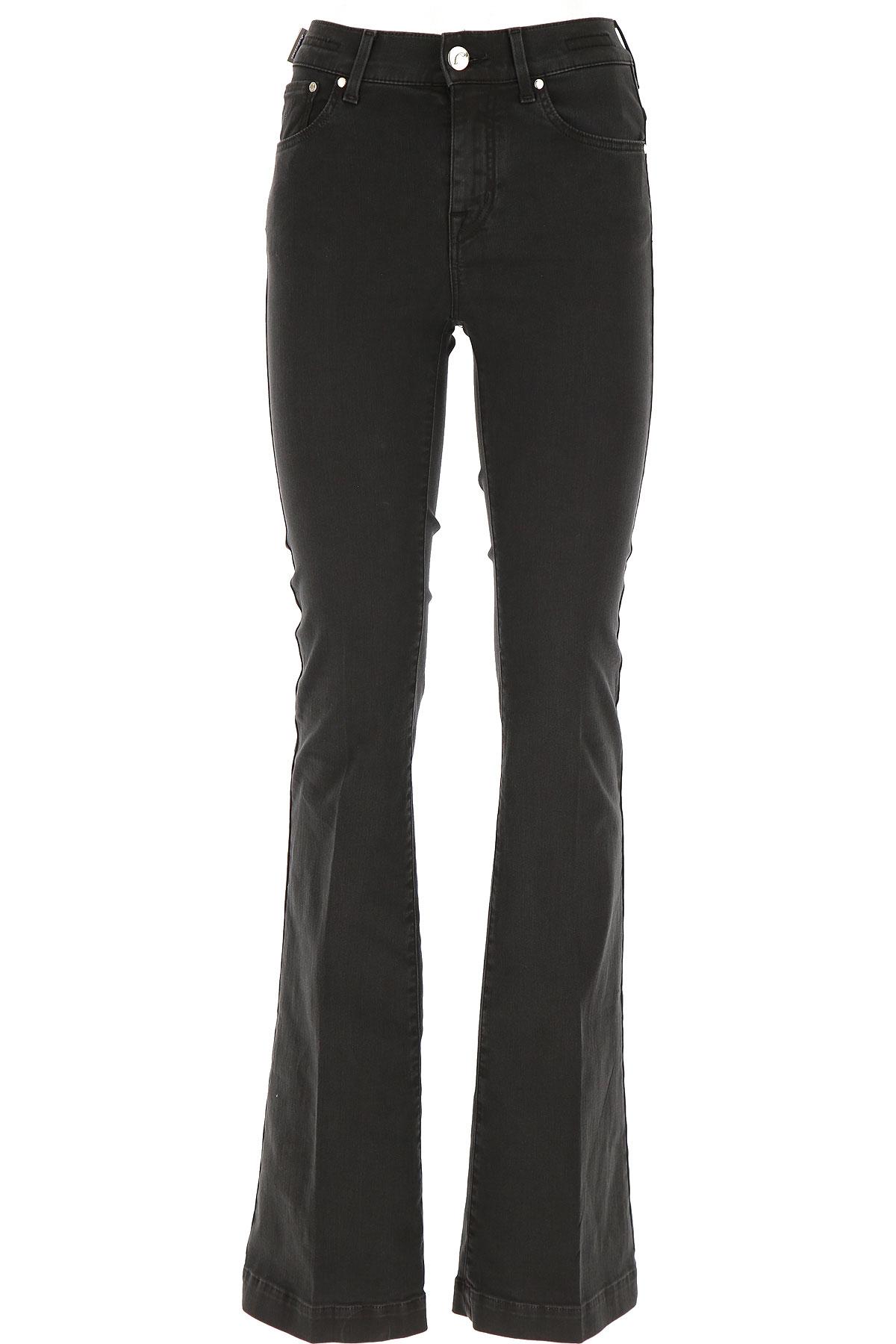 Jacob Cohen Jeans On Sale, Black, Cotton, 2019, 26 27 28 29 30 31 32 33