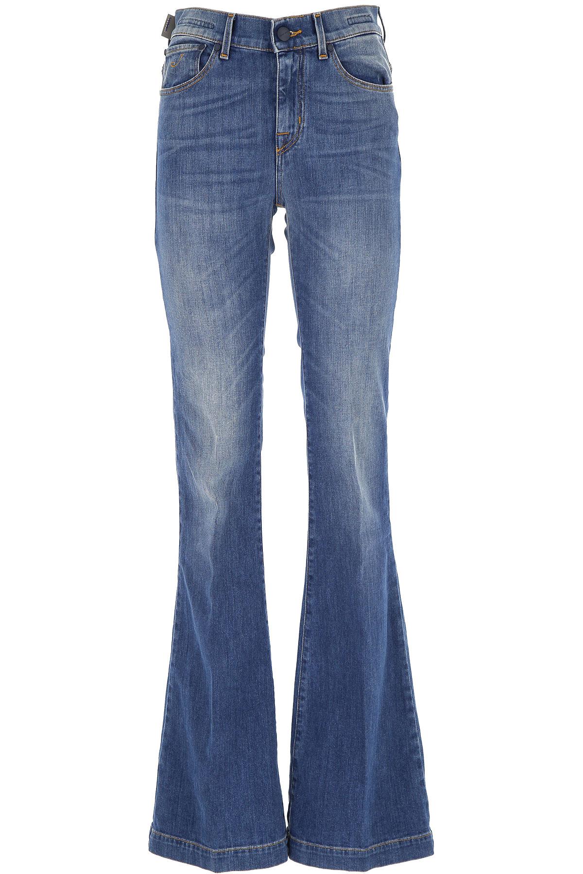 Jacob Cohen Jeans On Sale, Blue, Cotton, 2019, 26 27 28 29 30 31 32