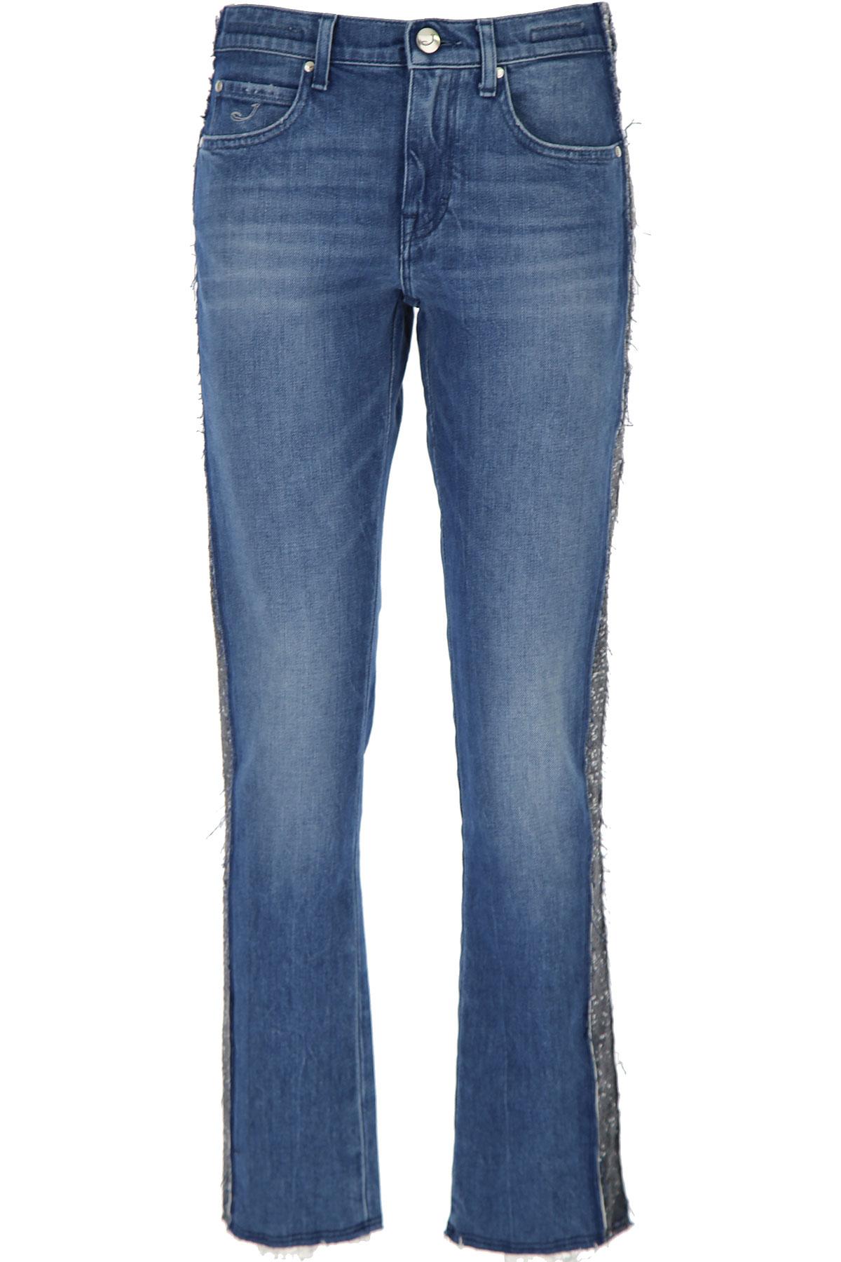 Jacob Cohen Jeans On Sale, Blue Denim, Cotton, 2019, 25 26 27 28 29