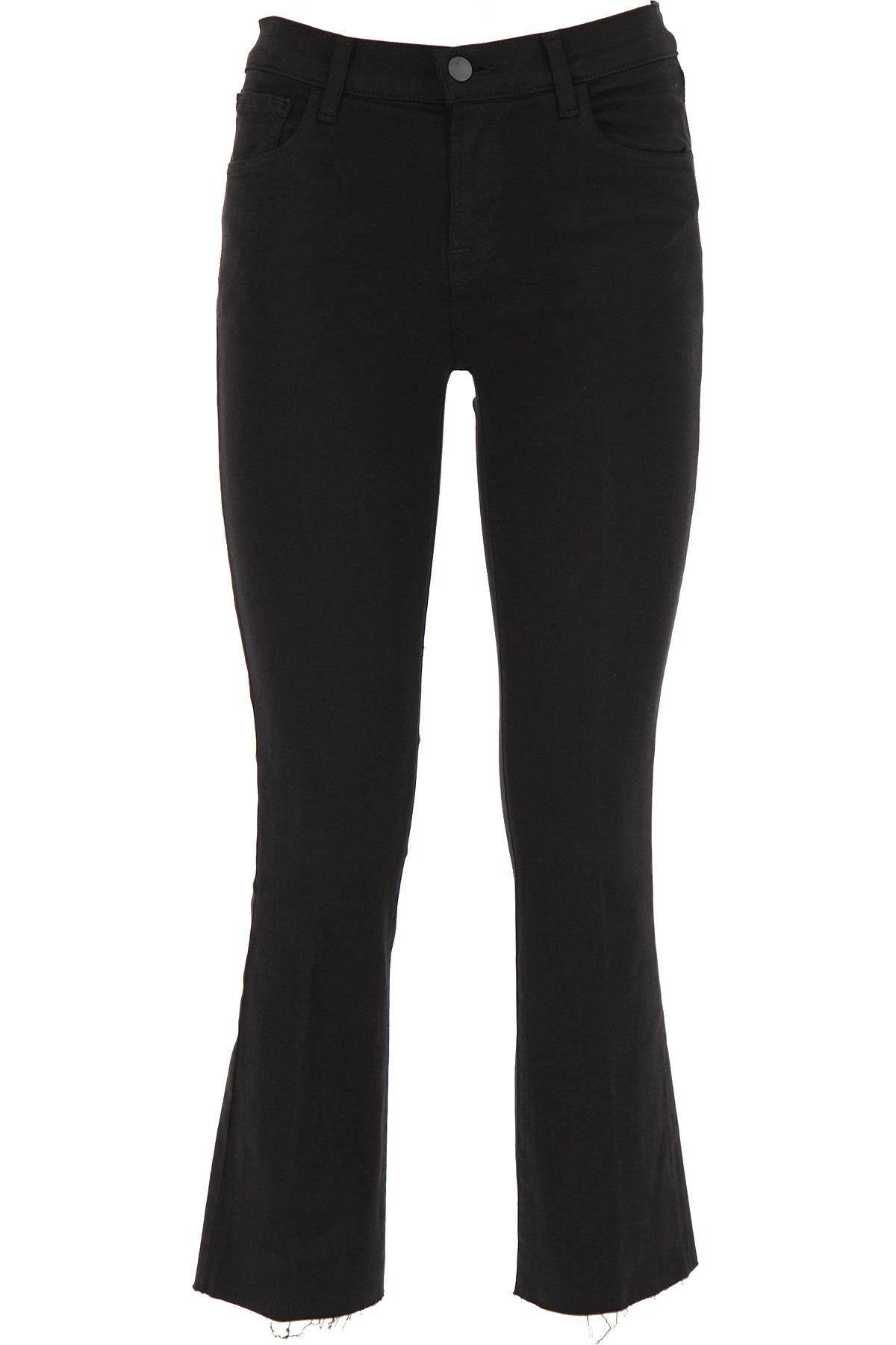 J Brand Jeans On Sale, Black, Cotton, 2019, 24 27 28