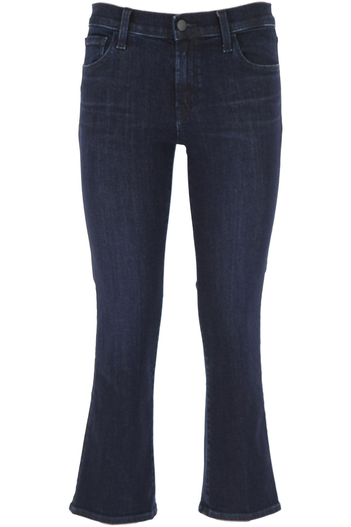 J Brand Jeans On Sale, Dark Blue Denim, Cotton, 2019, 26 27 28 29 30