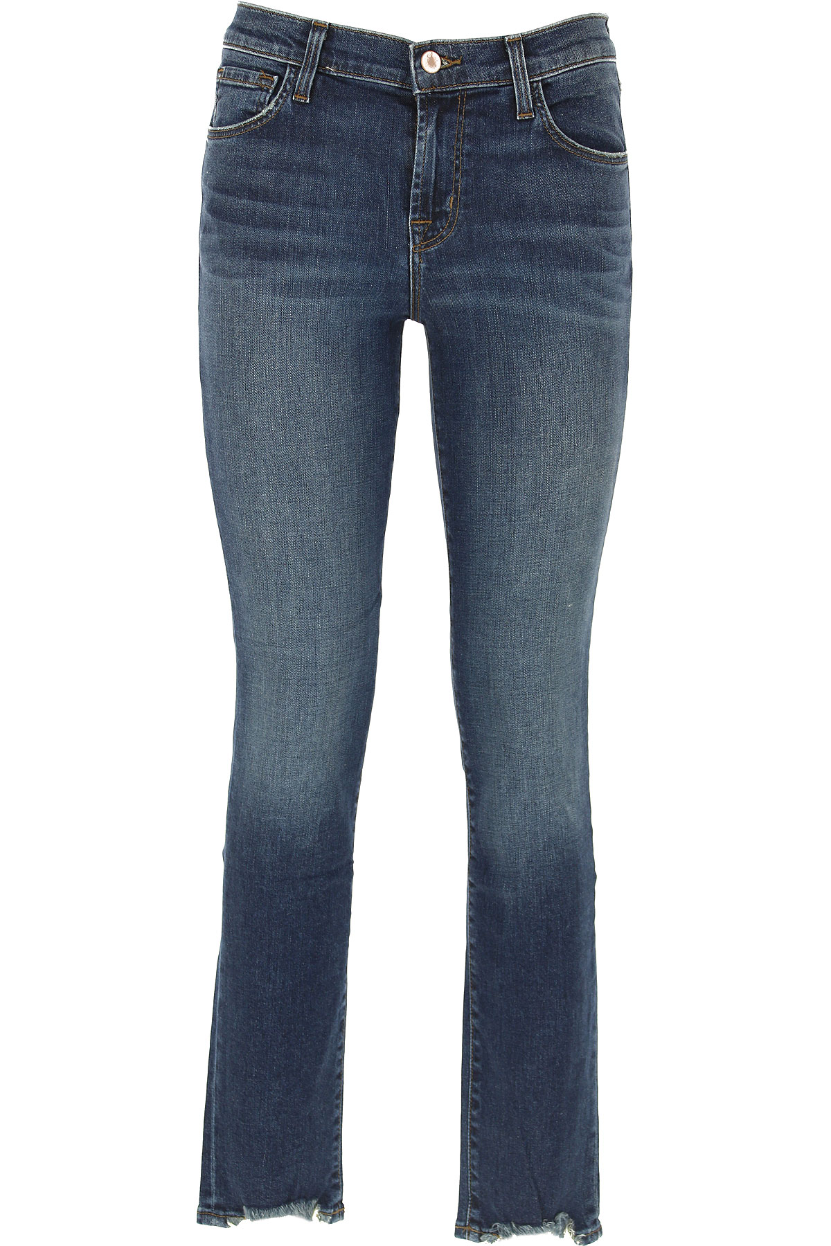 Image of J Brand Jeans, Denim Blue, Cotton, 2017, 24 25 26 27 28 29 30