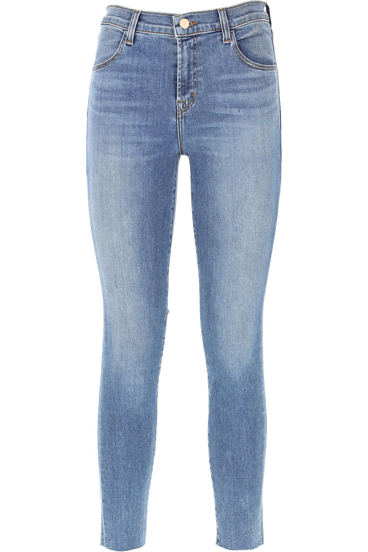 J Brand Jeans On Sale, Denim, Cotton, 2019, 25 27 28 29 30