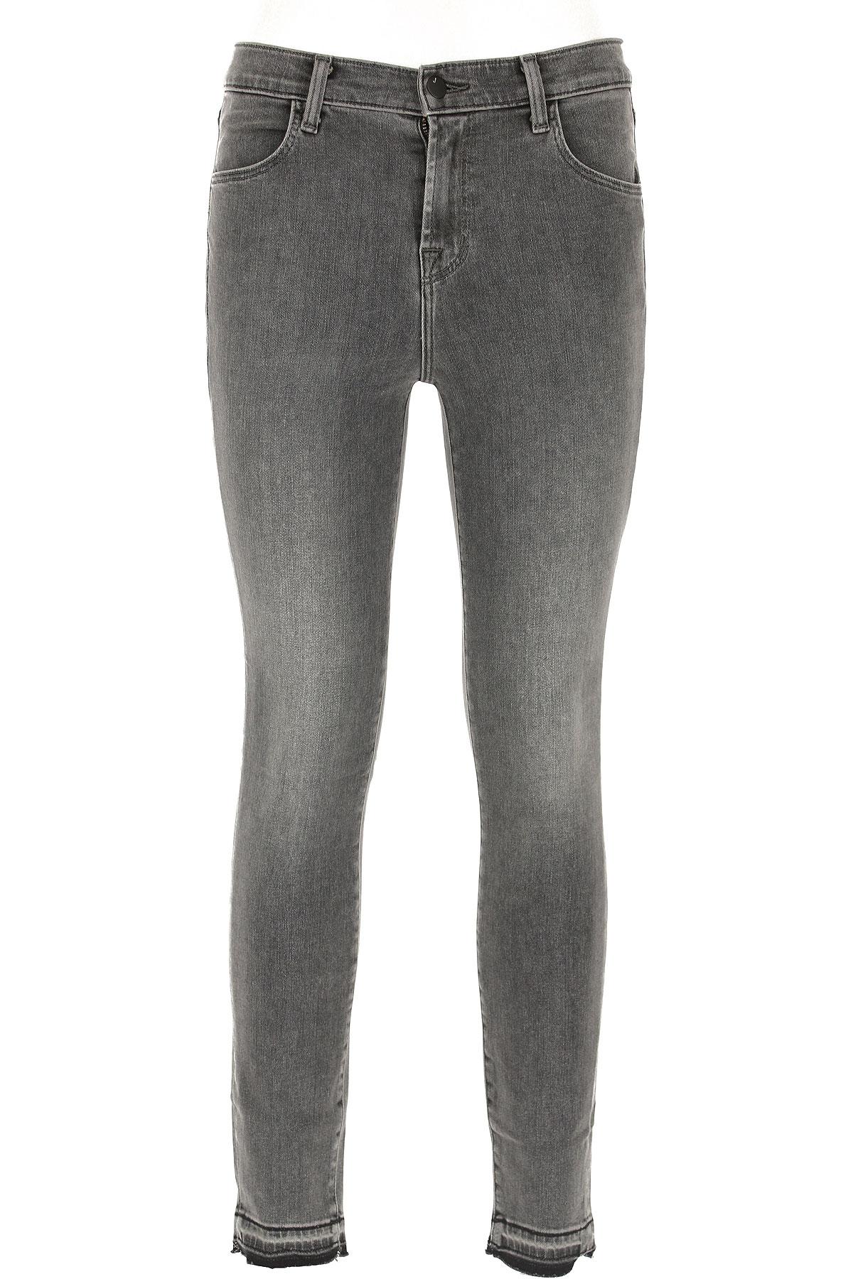 Image of J Brand Jeans, Dark Grey, Cotton, 2017, 24 26 27 28 29 30