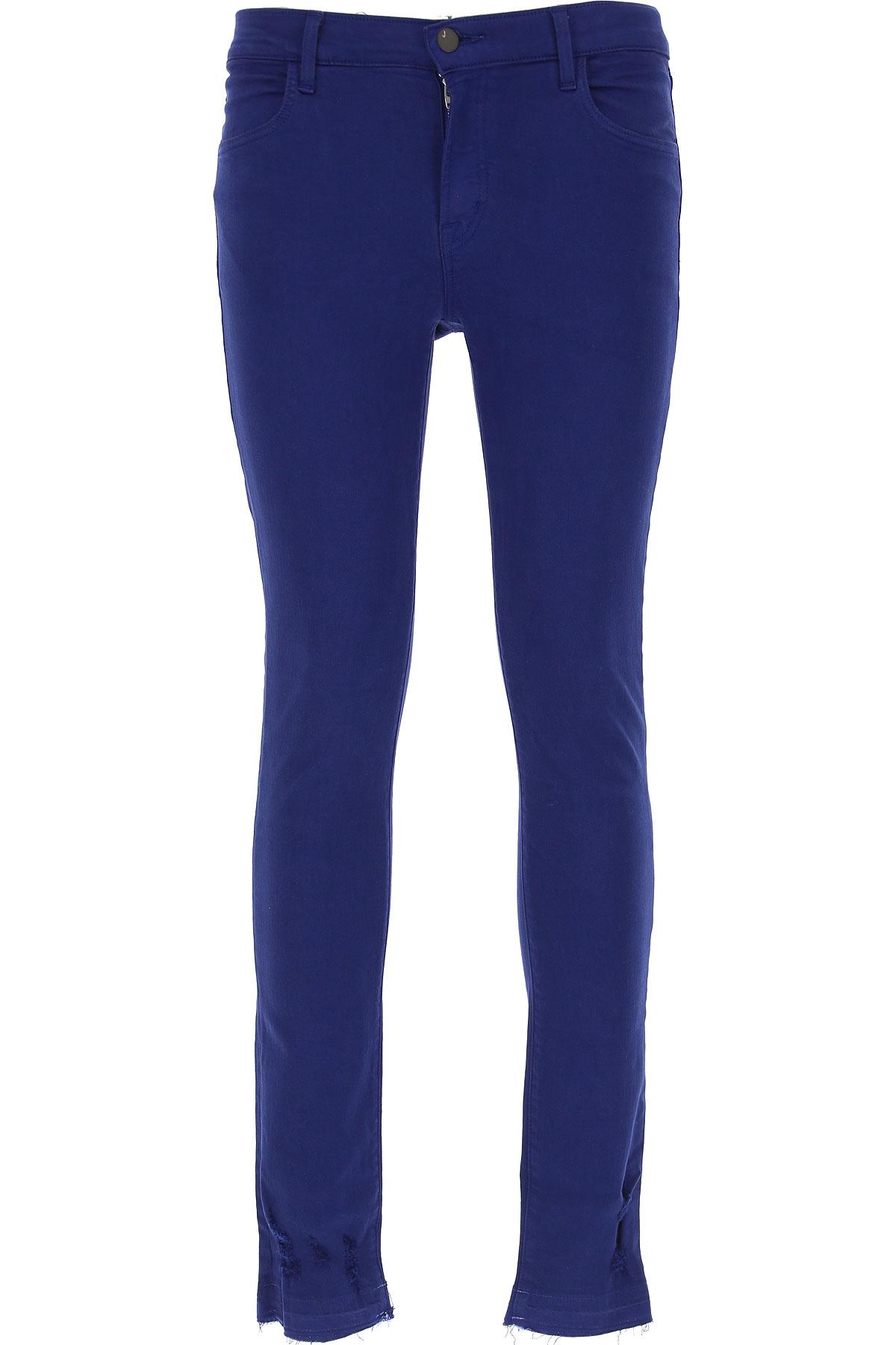 Image of J Brand Jeans, Bluette, Cotton, 2017, 25 27 28 29 30 31 32