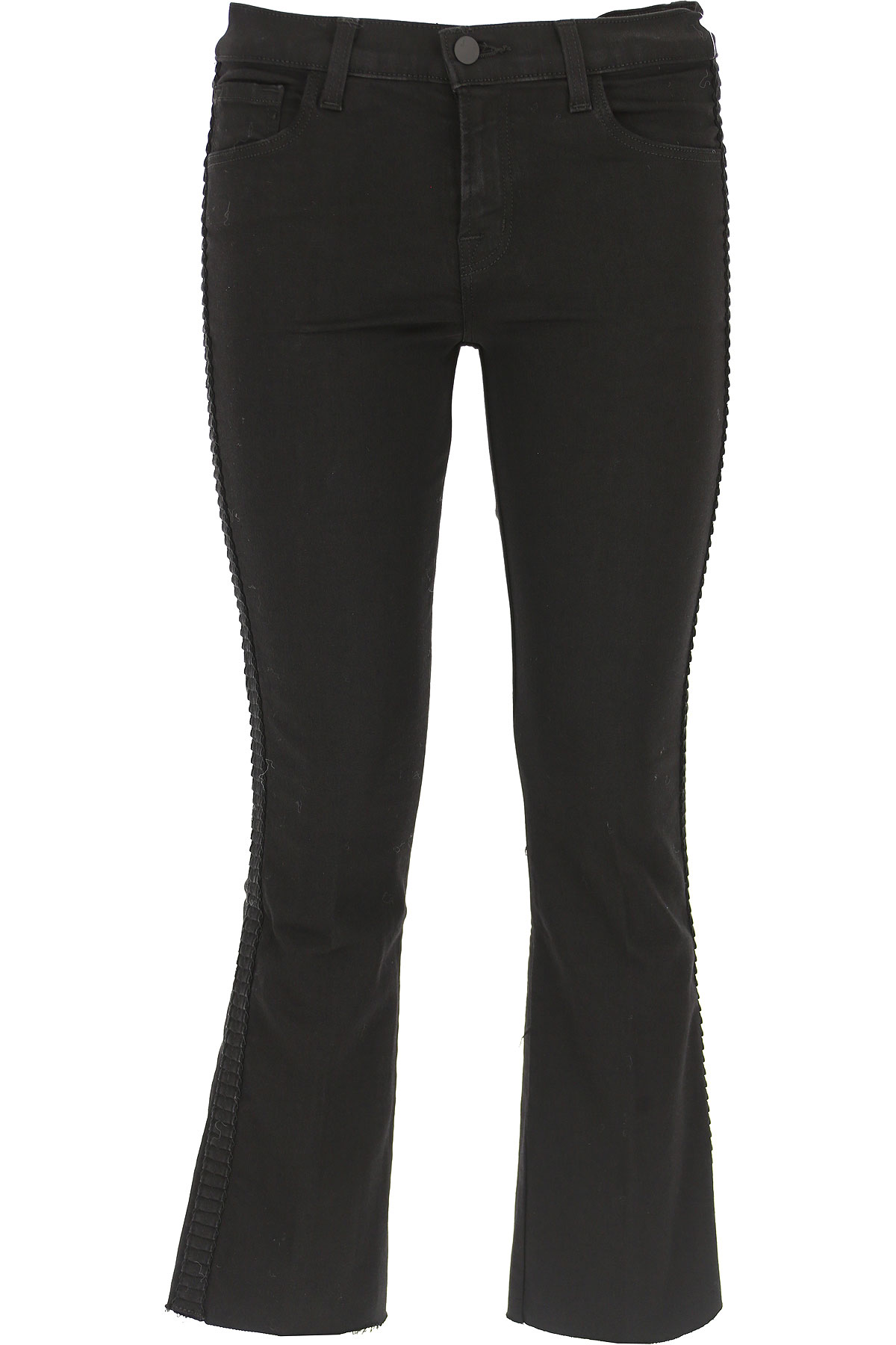 Image of J Brand Jeans, Black, Cotton, 2017, 24 26 27 28 29 30